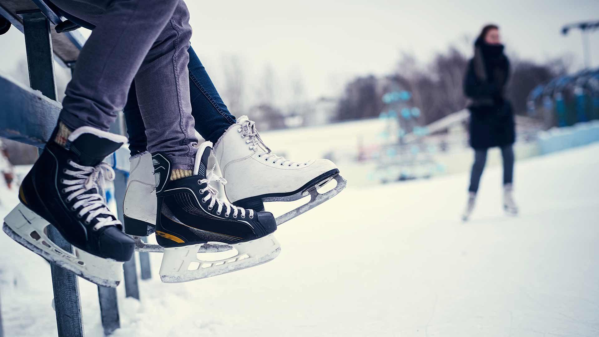 Pattinare sul ghiaccio