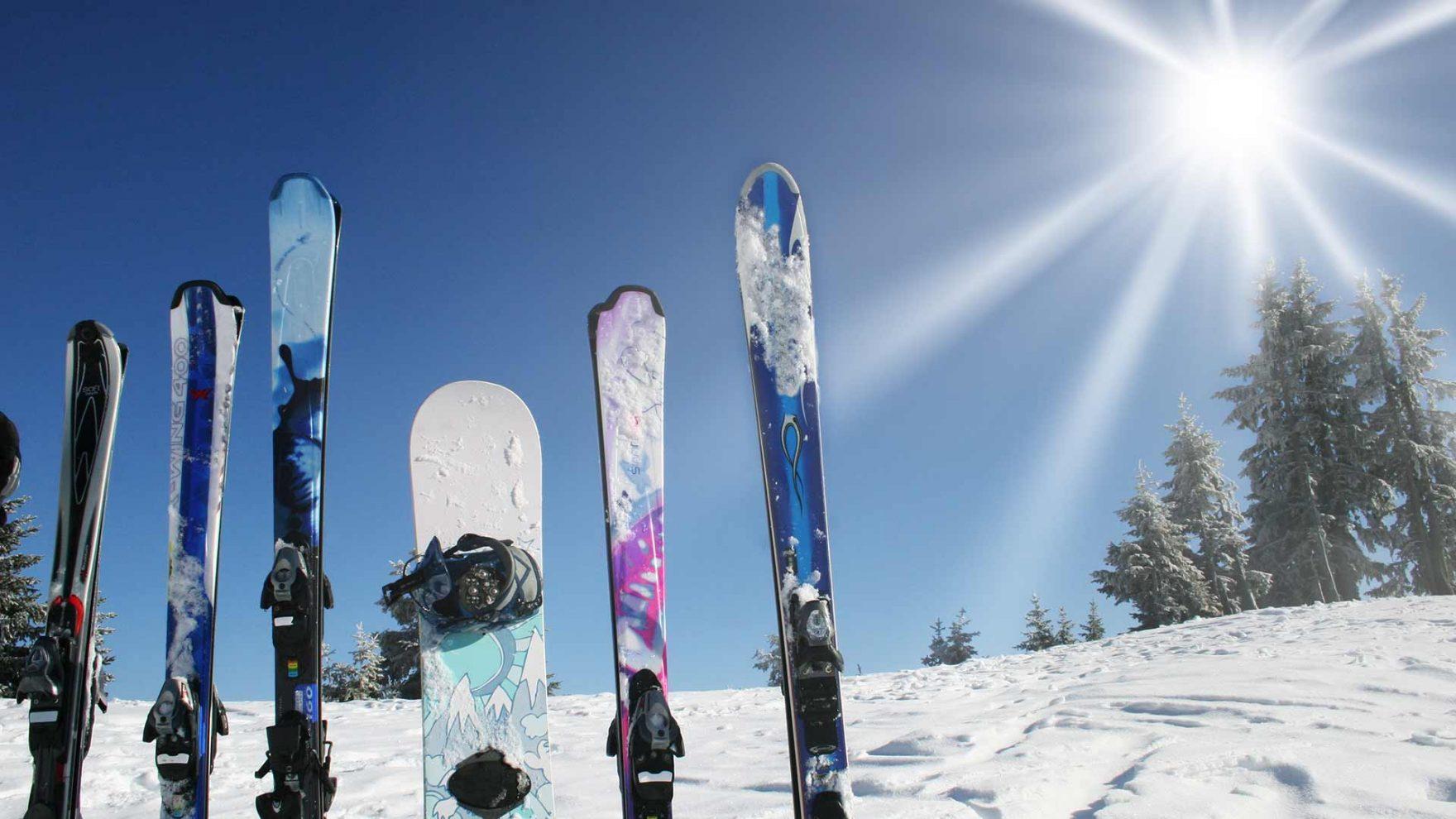 Primavera a Merano e dintorni - Sciare