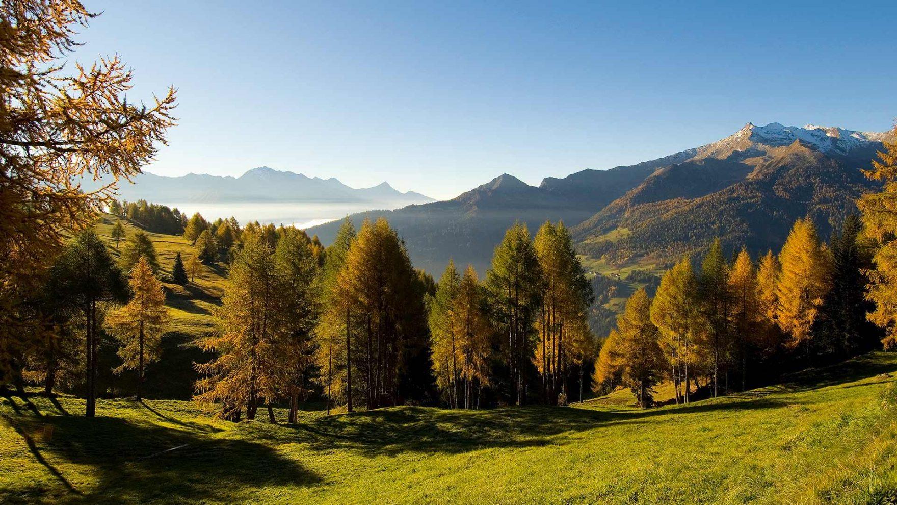 Val Passiria in autunno