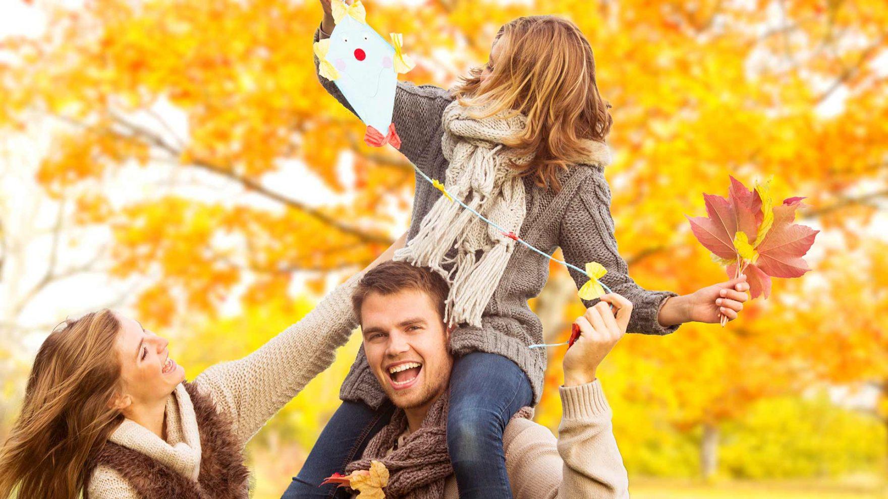 Vacanze d'autunno a Merano e dintorni - Vacanze in famiglia