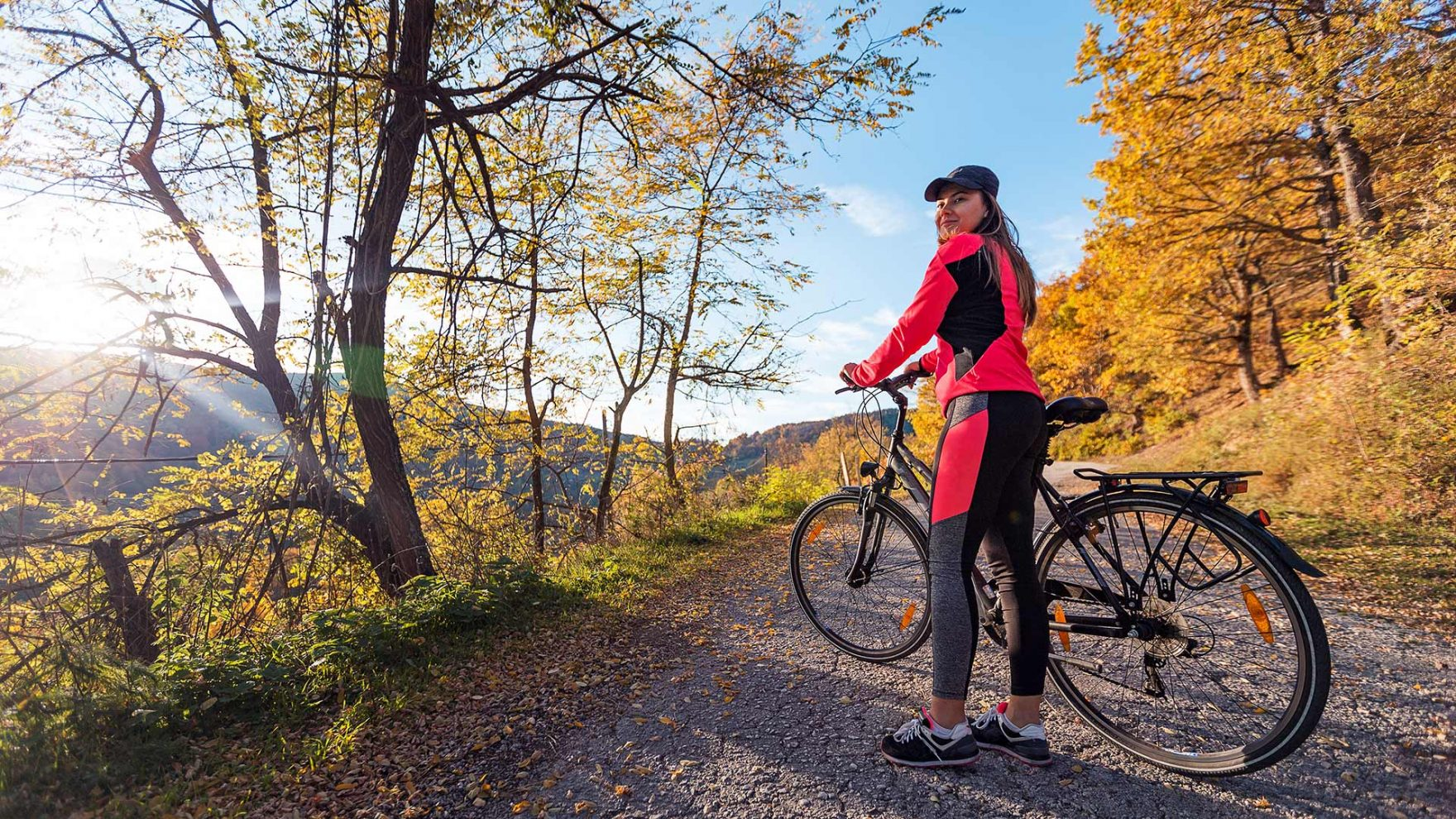 Vacanze d'autunno a Merano e dintorni -Vacanze in bici
