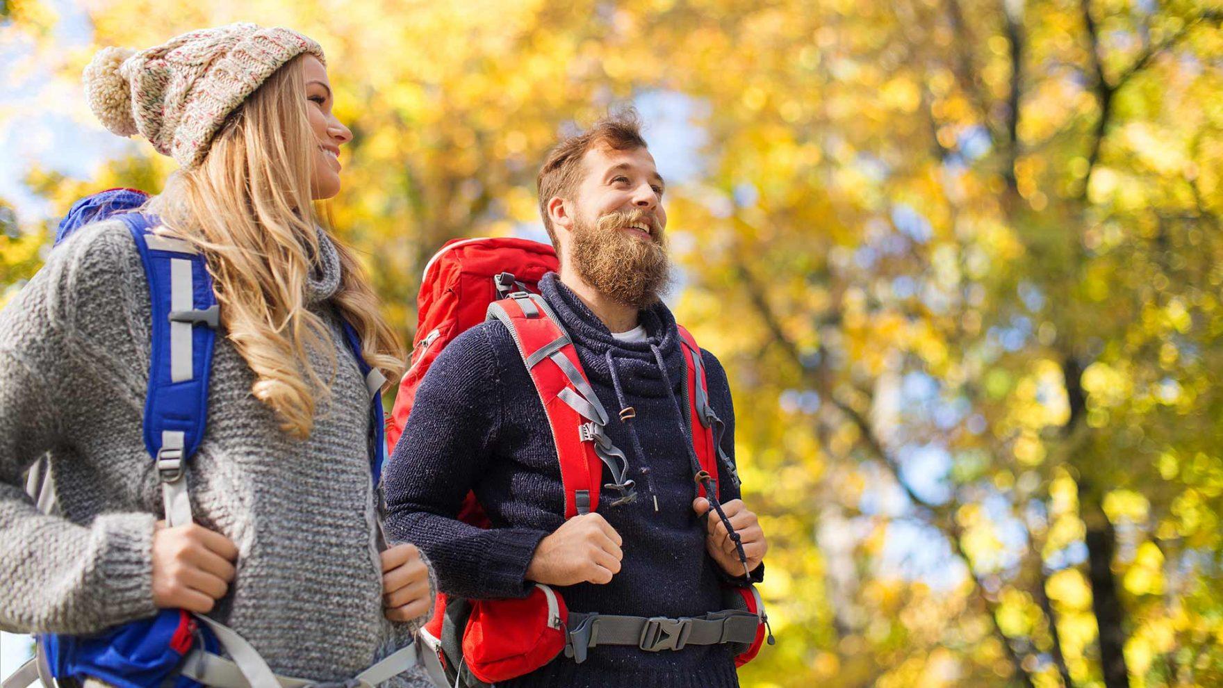 Vacanze d'autunno a Merano e dintorni - Vacanze escursionistiche