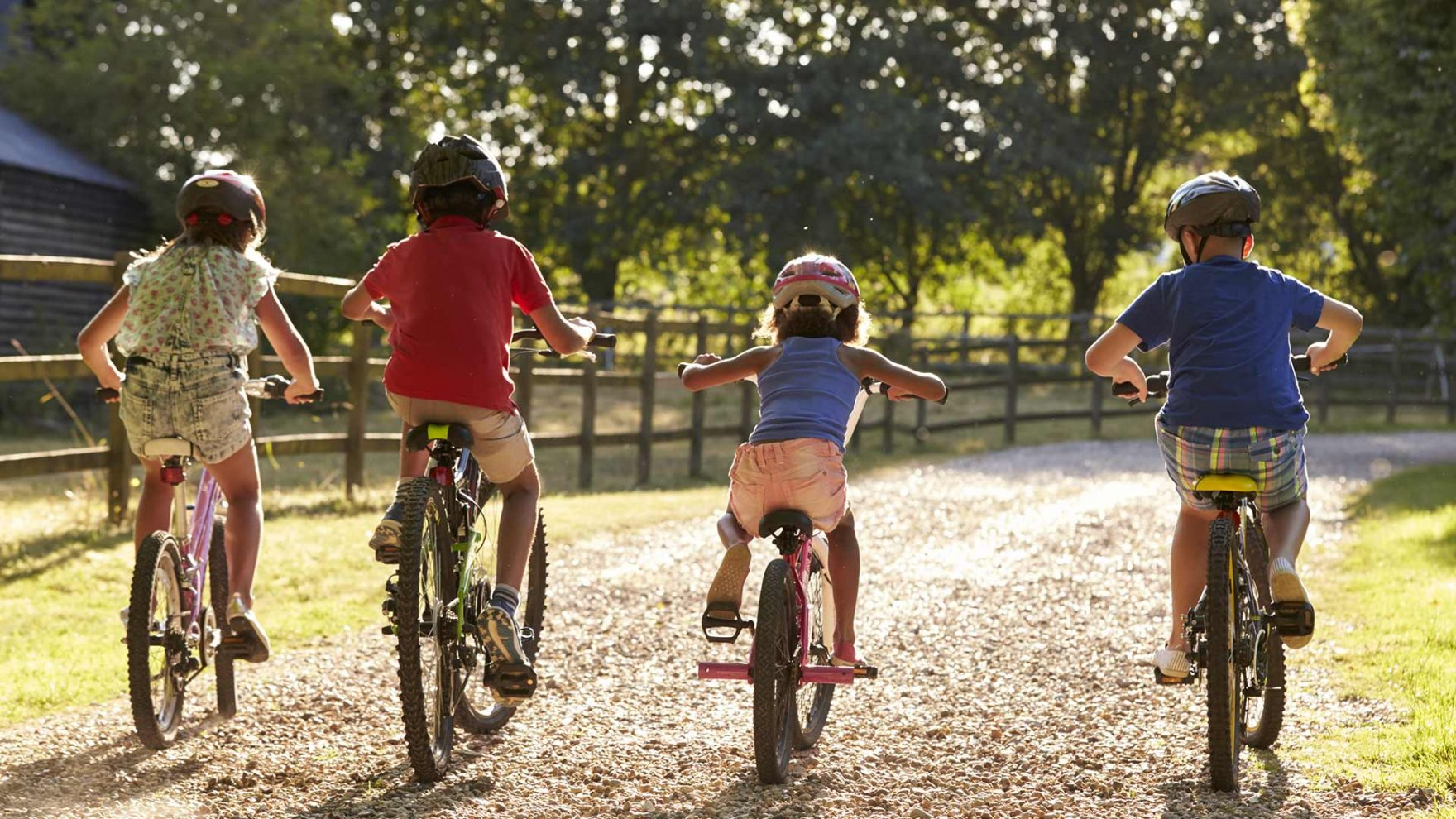 Tour in bicicletta con i bambini - Merano e dintorni