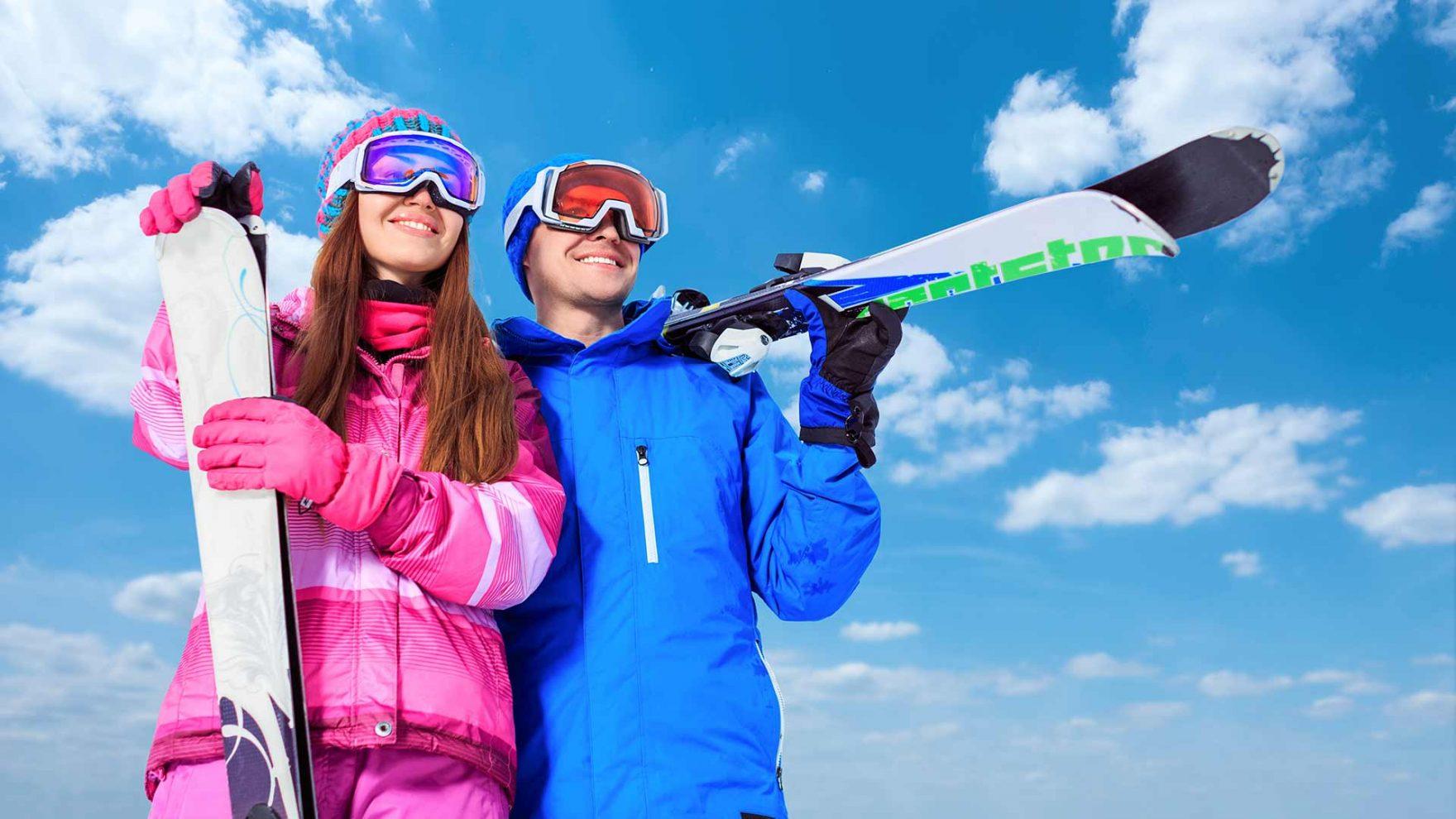 Sciare - Area sciistica a Merano