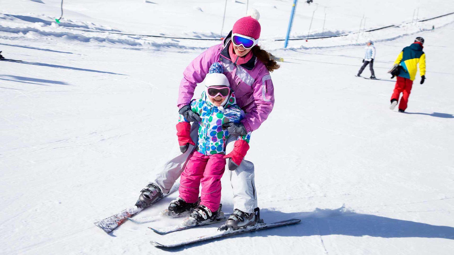 Sciare con la famiglia - Merano