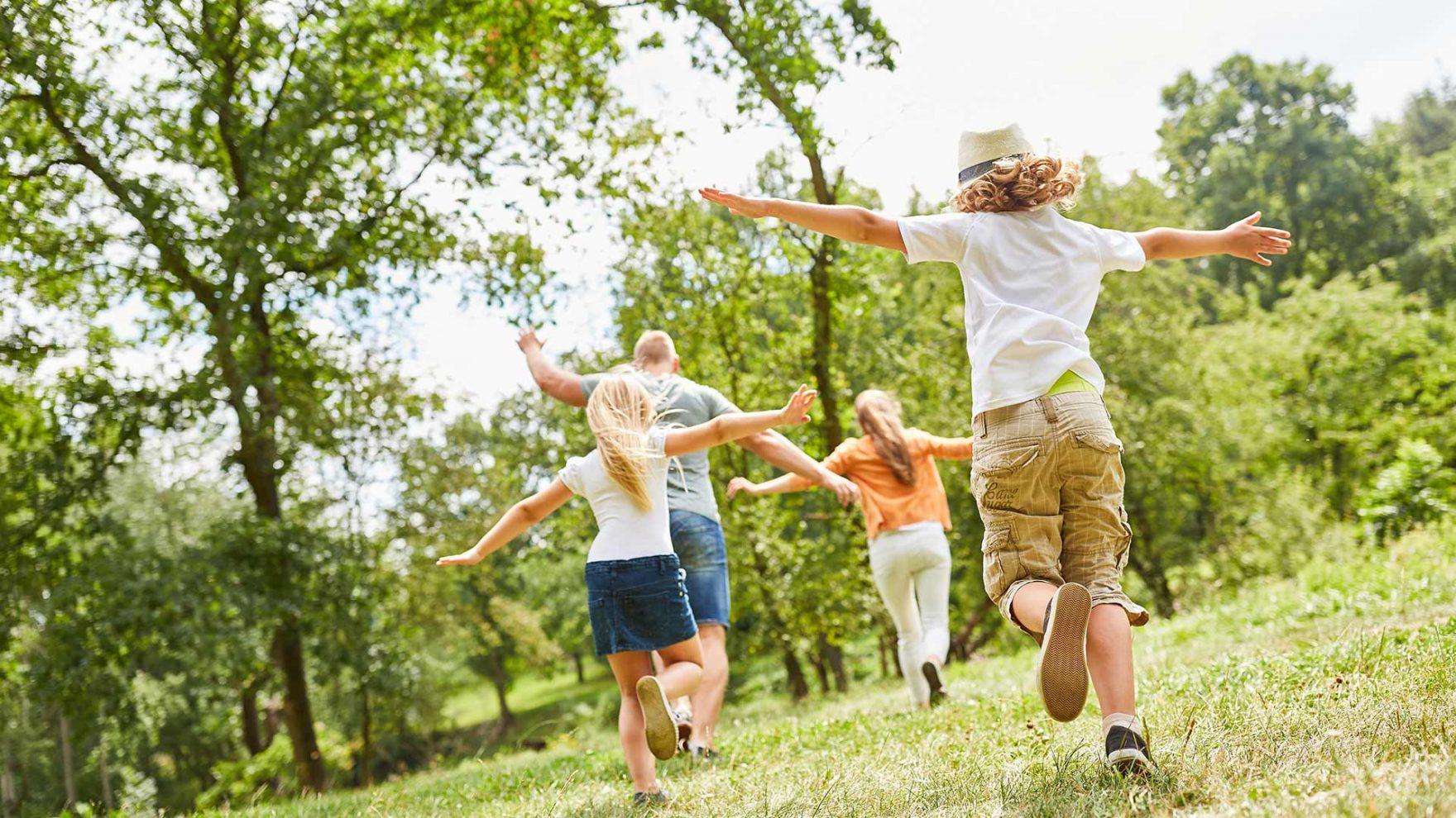 Vacanze estive a Merano e dintorni - Vacanze in famiglia