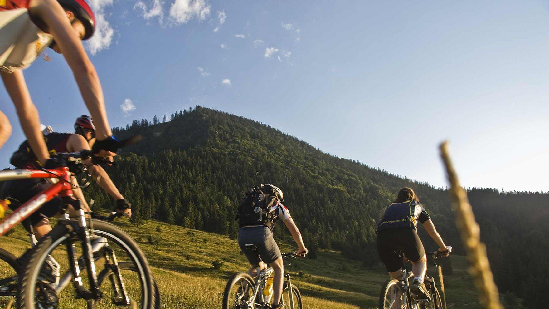 Vacanze estive a Merano e dintorni - Vacanze in bici