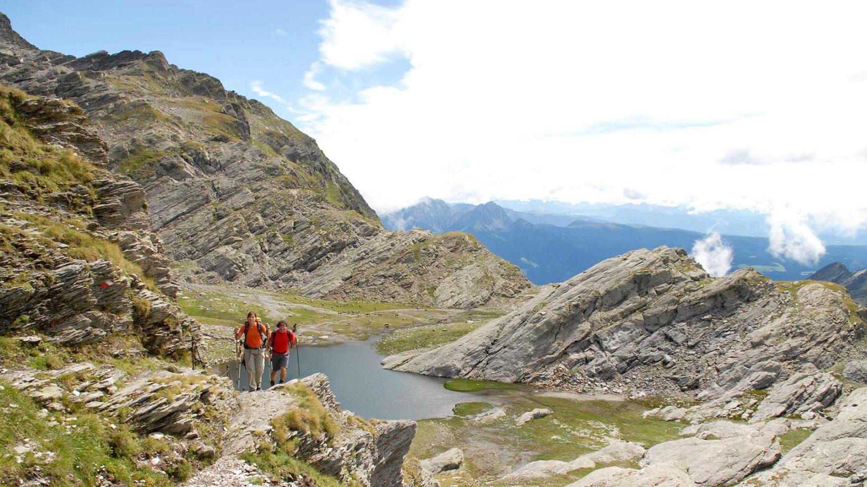 Vacanze estive a Merano e dintorni - Vacanze escursionistiche