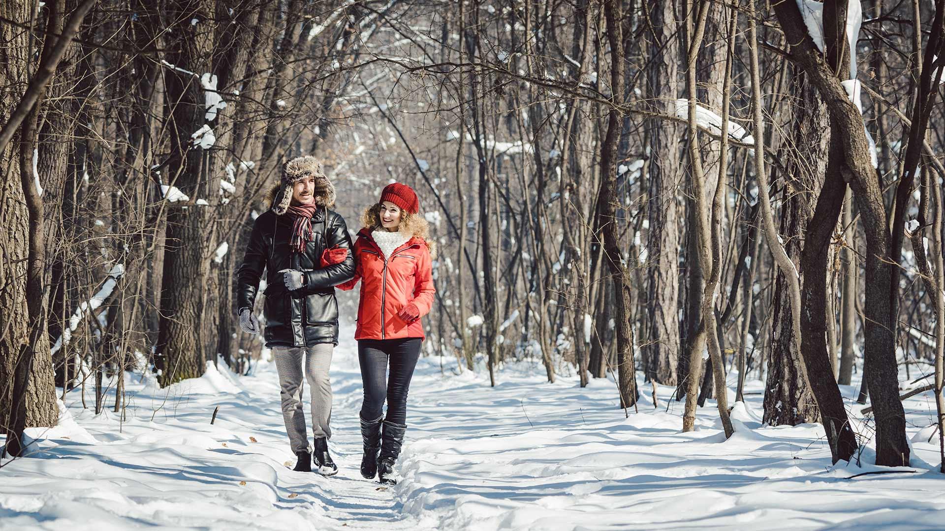 Escursione invernali - Merano e dintorni