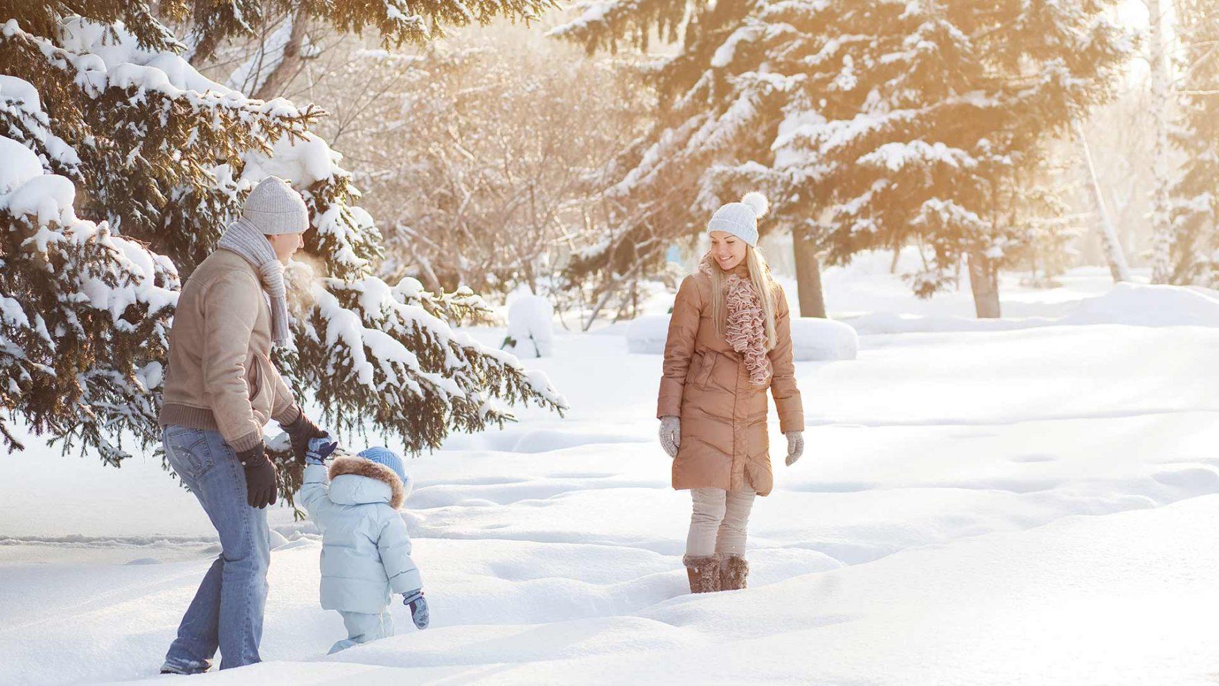 Vacanze invernali a Merano e dintorni - Vacanze in famiglia