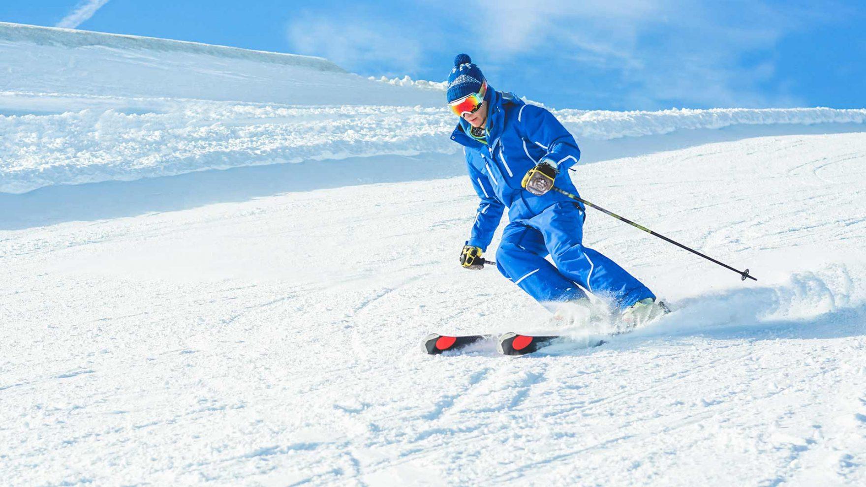 Vacanze invernali a Merano e dintorni - Sciare