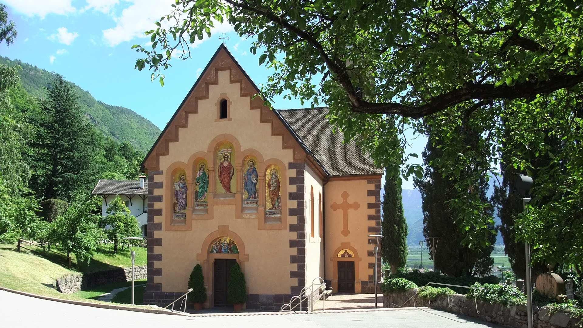Chiesa di Postal