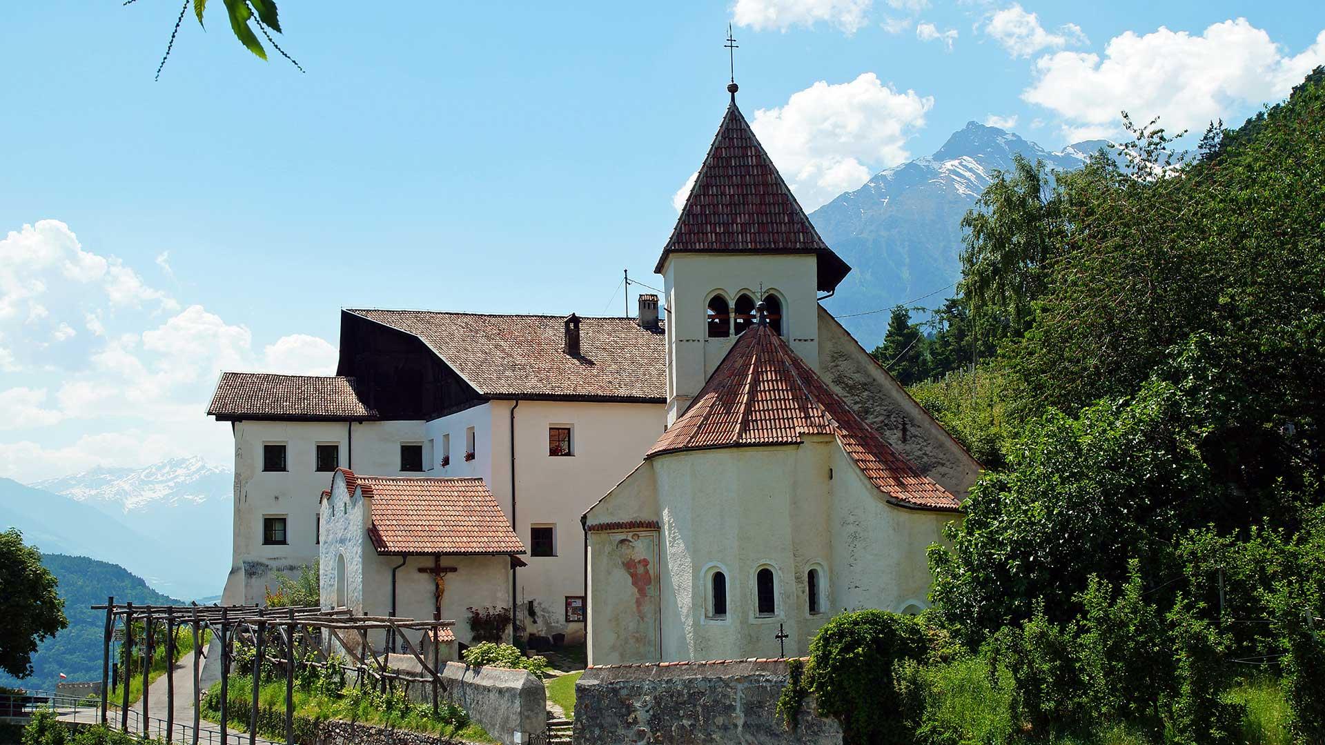 Chiesa parrocchiale di San Pietro - Tirolo