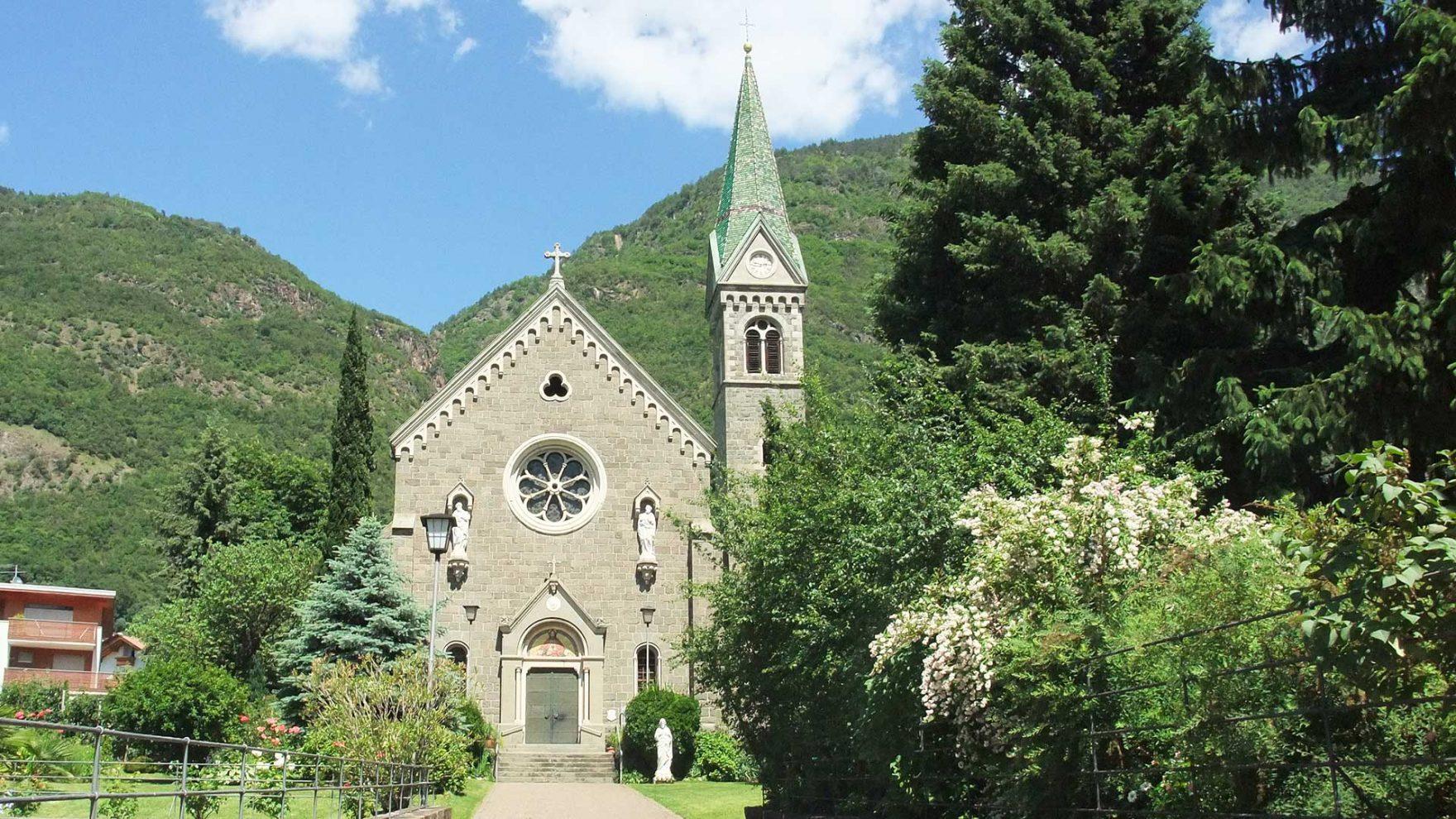Chiesa del Sacro Cuore di Gesù - Gargazzone