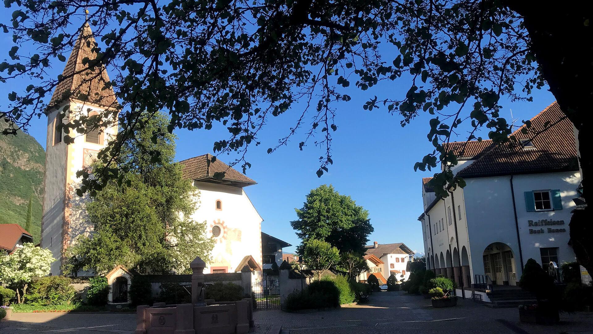 Gargazzone - Chiesa