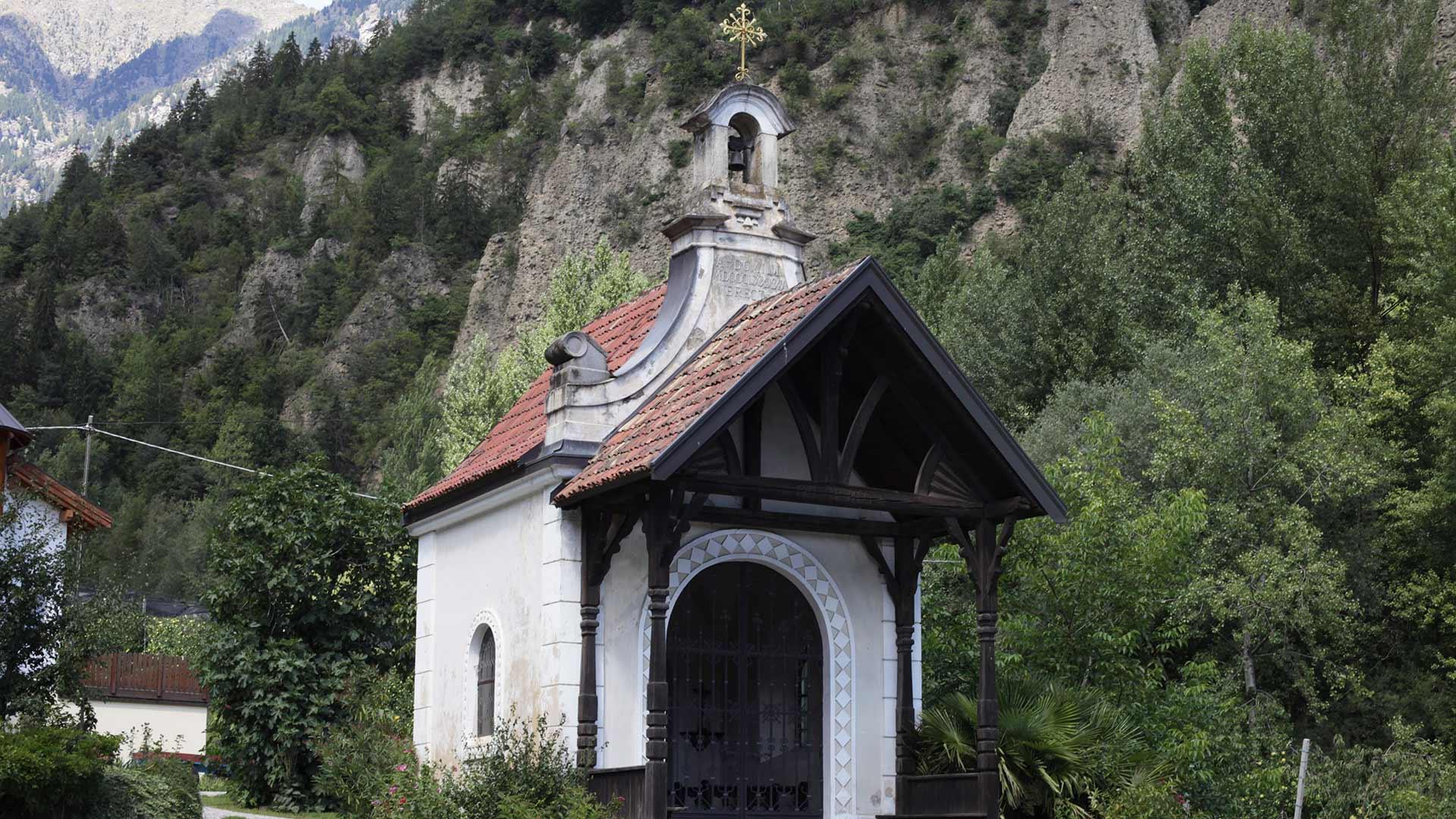 Caines in Val Passiria