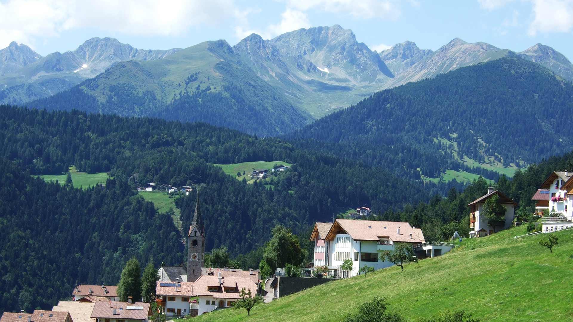 Lauregno in Alto Adige