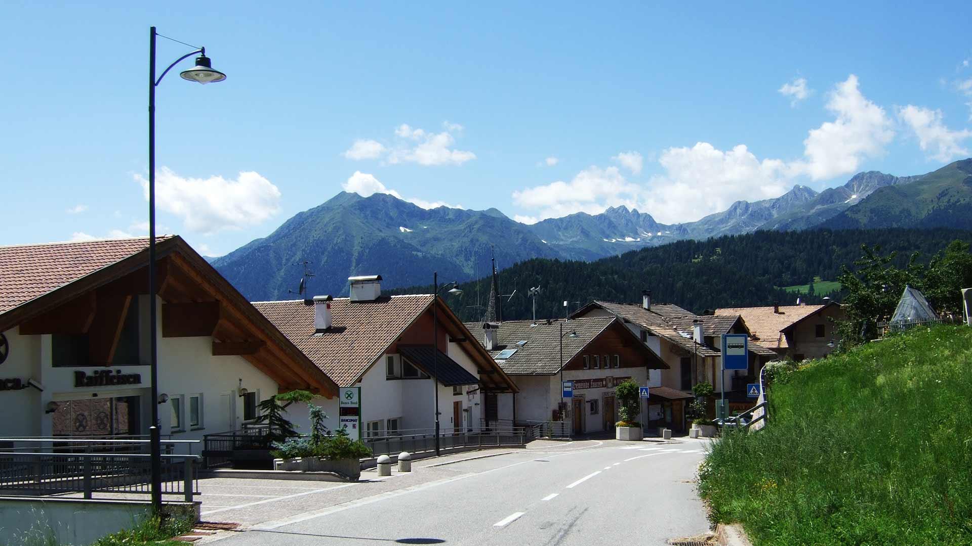 Villaggio di Lauregno