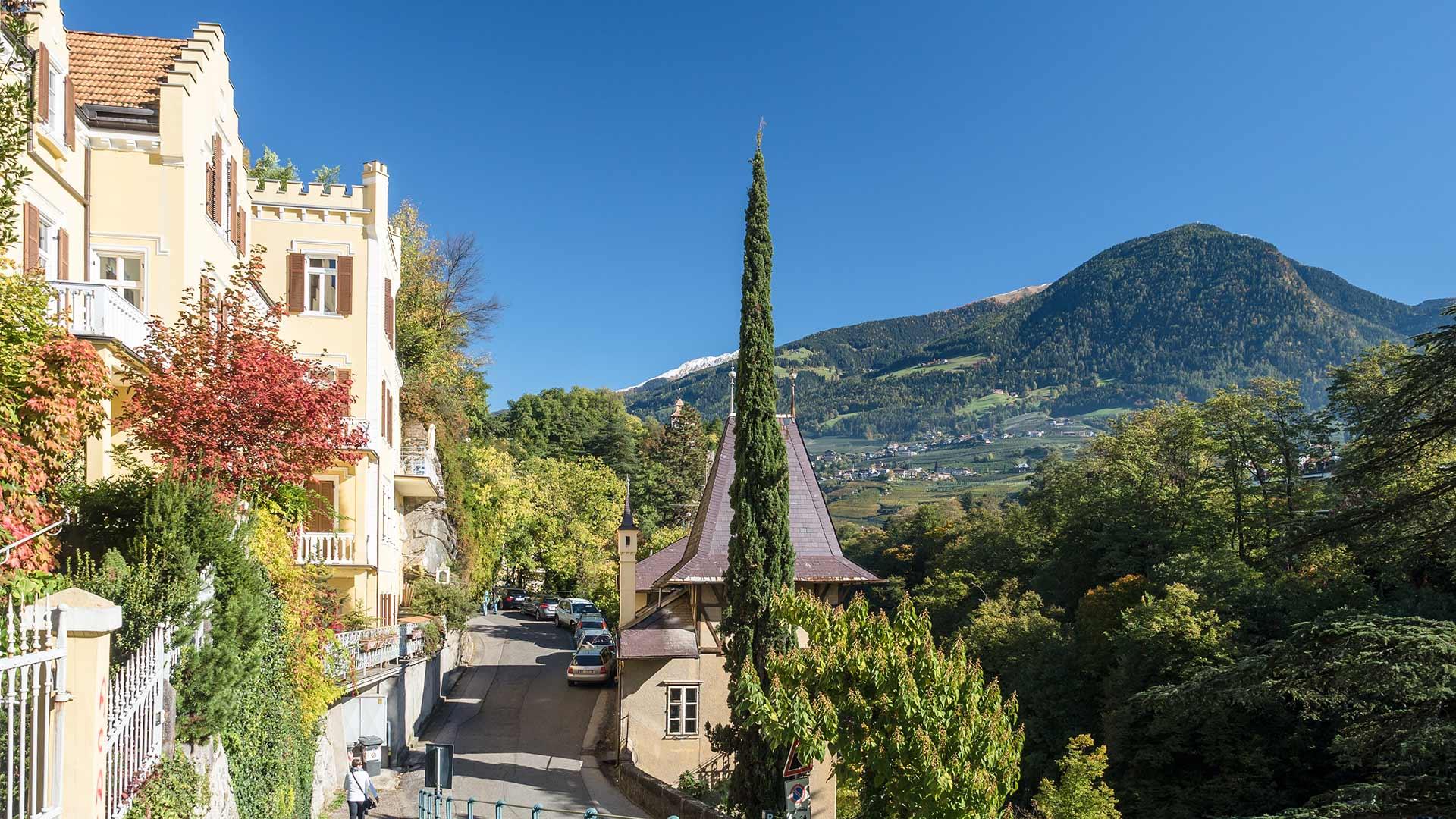 Merano in Alto Adige