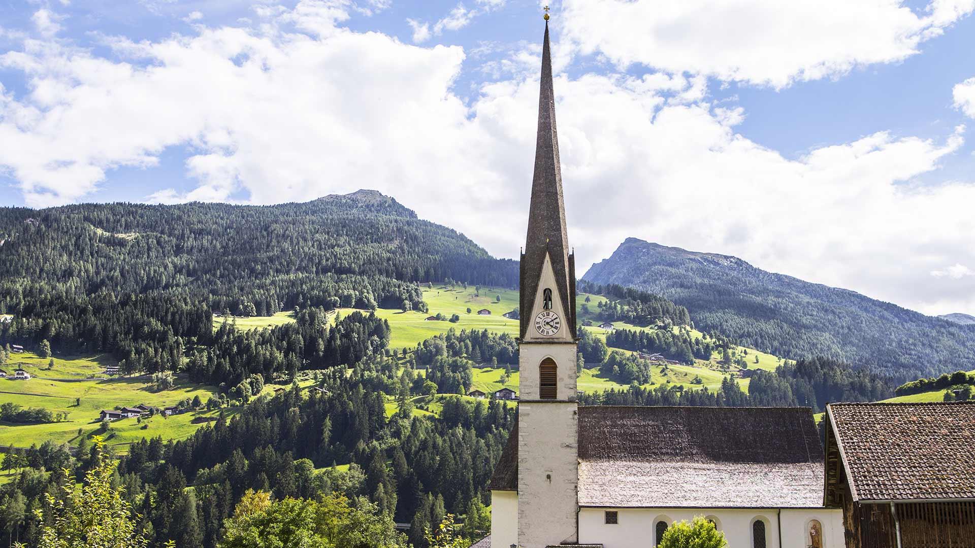 Chiesa Parrocchiale Santa Maria Assunta a Moso, Alto Adige