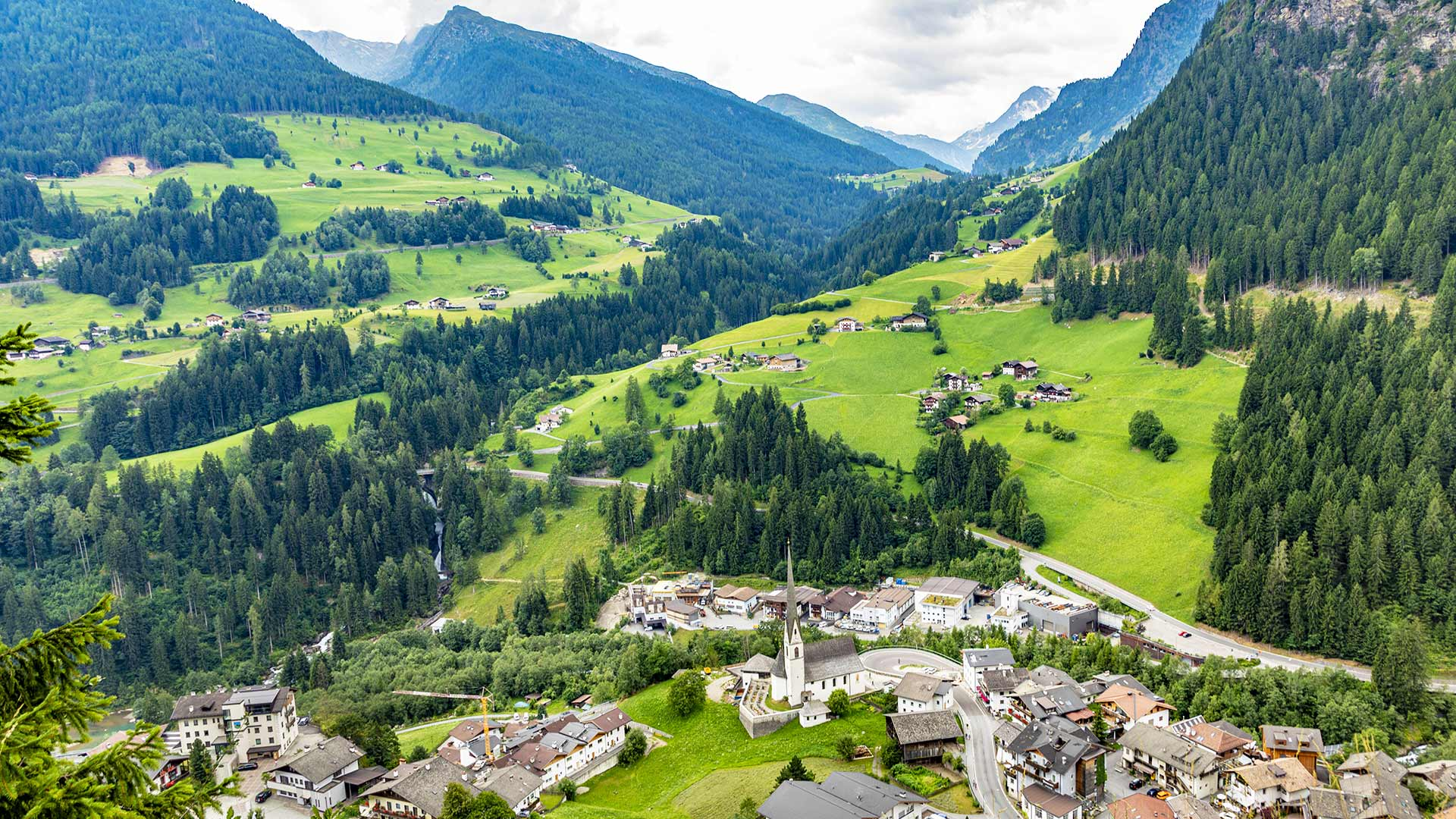 Località di vacanza - Moso in Passiria