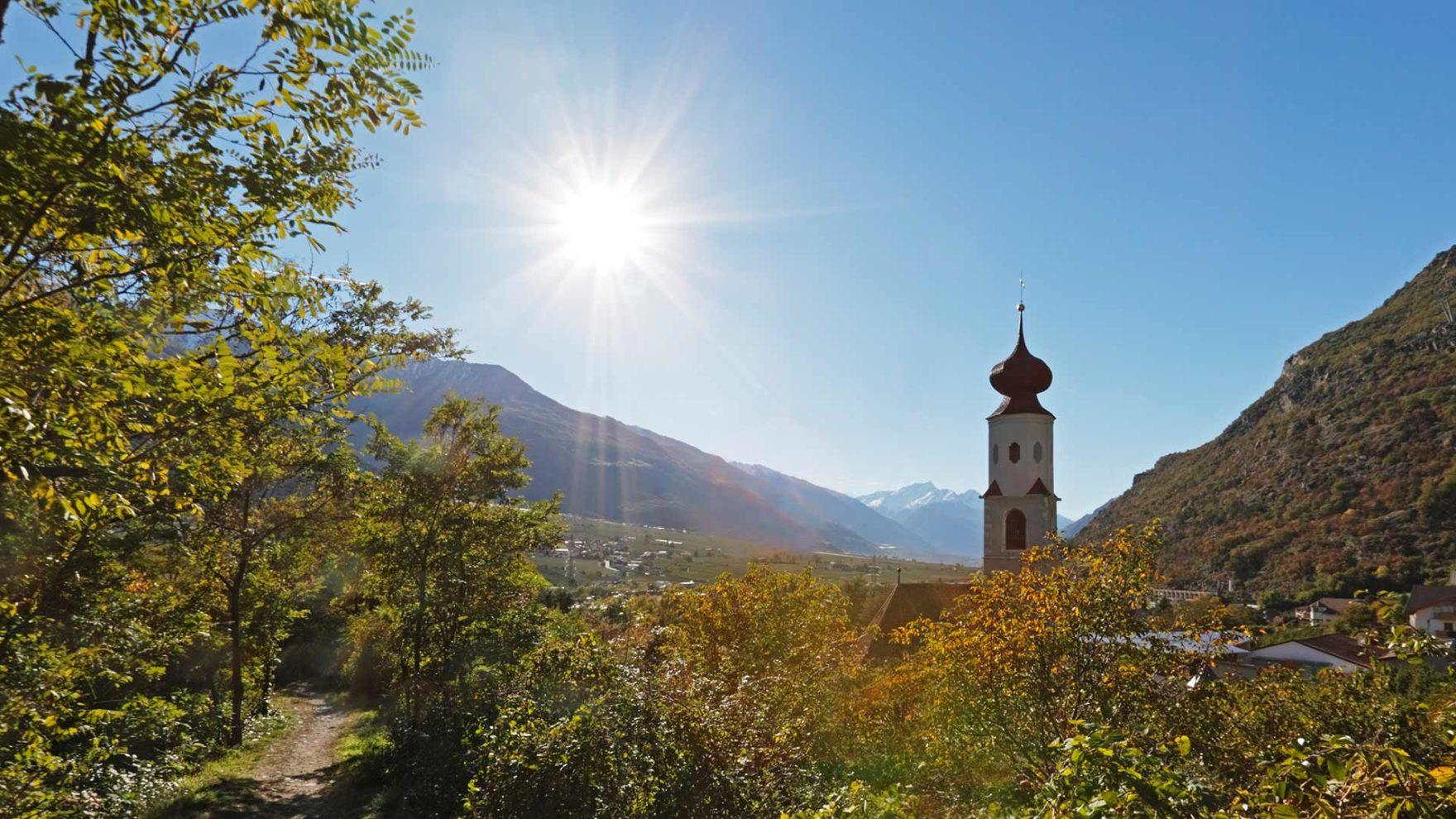 Naturno in Alto Adige