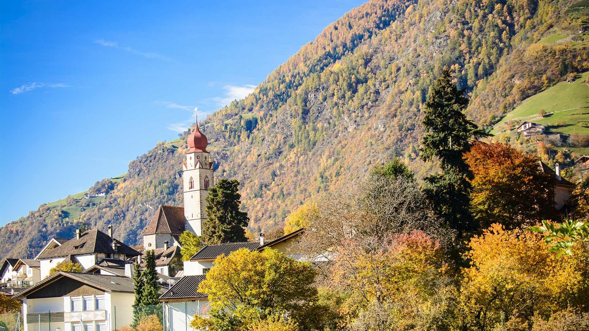 Chiesa di Parcines