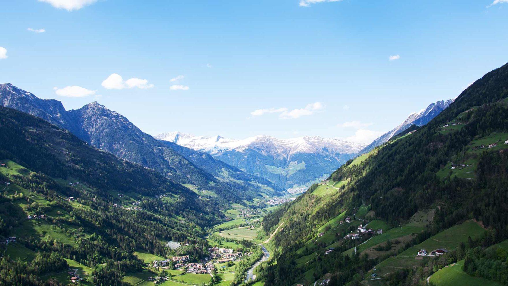 Paesaggio - Val Passiria