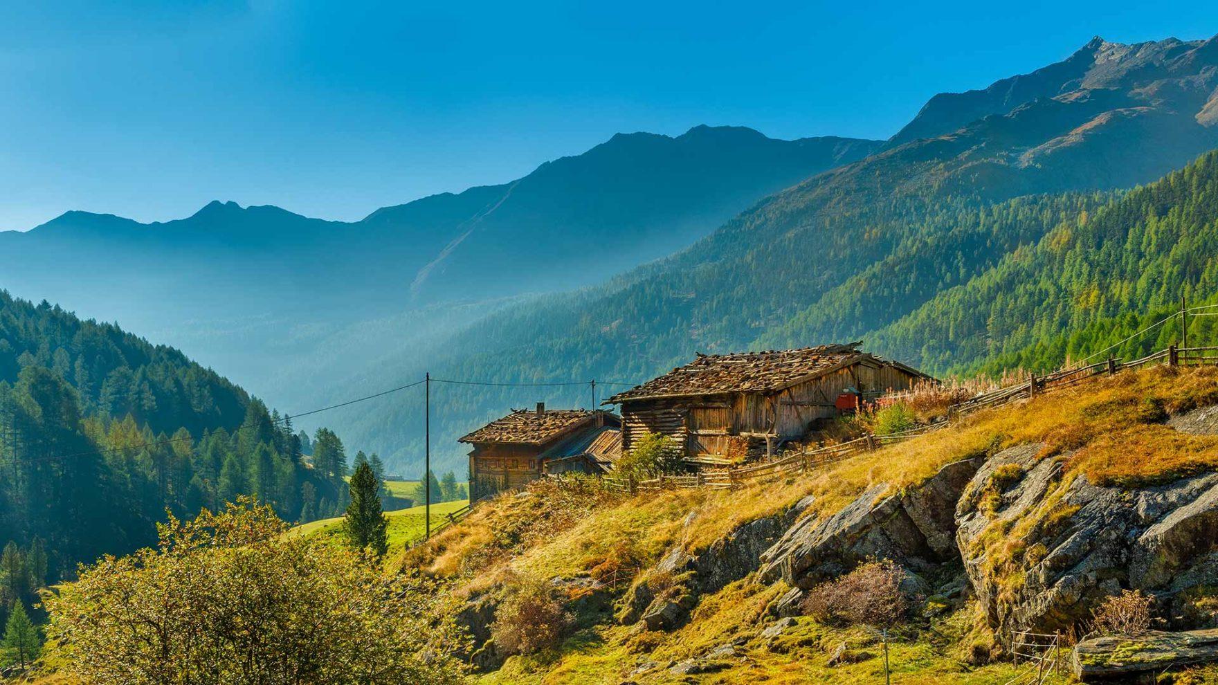 Vacanze in Val Senales