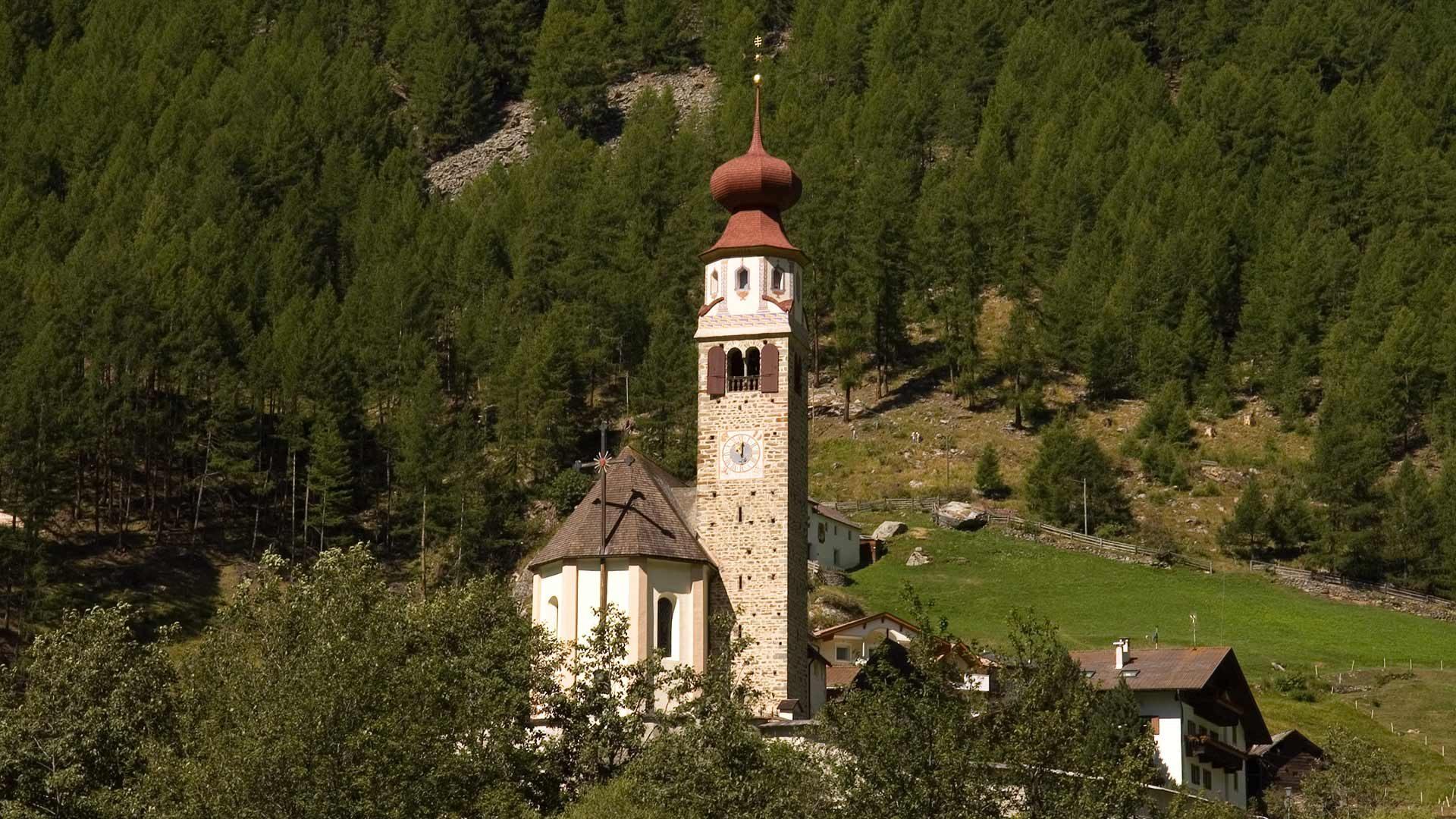 Chiesa in Val Senales