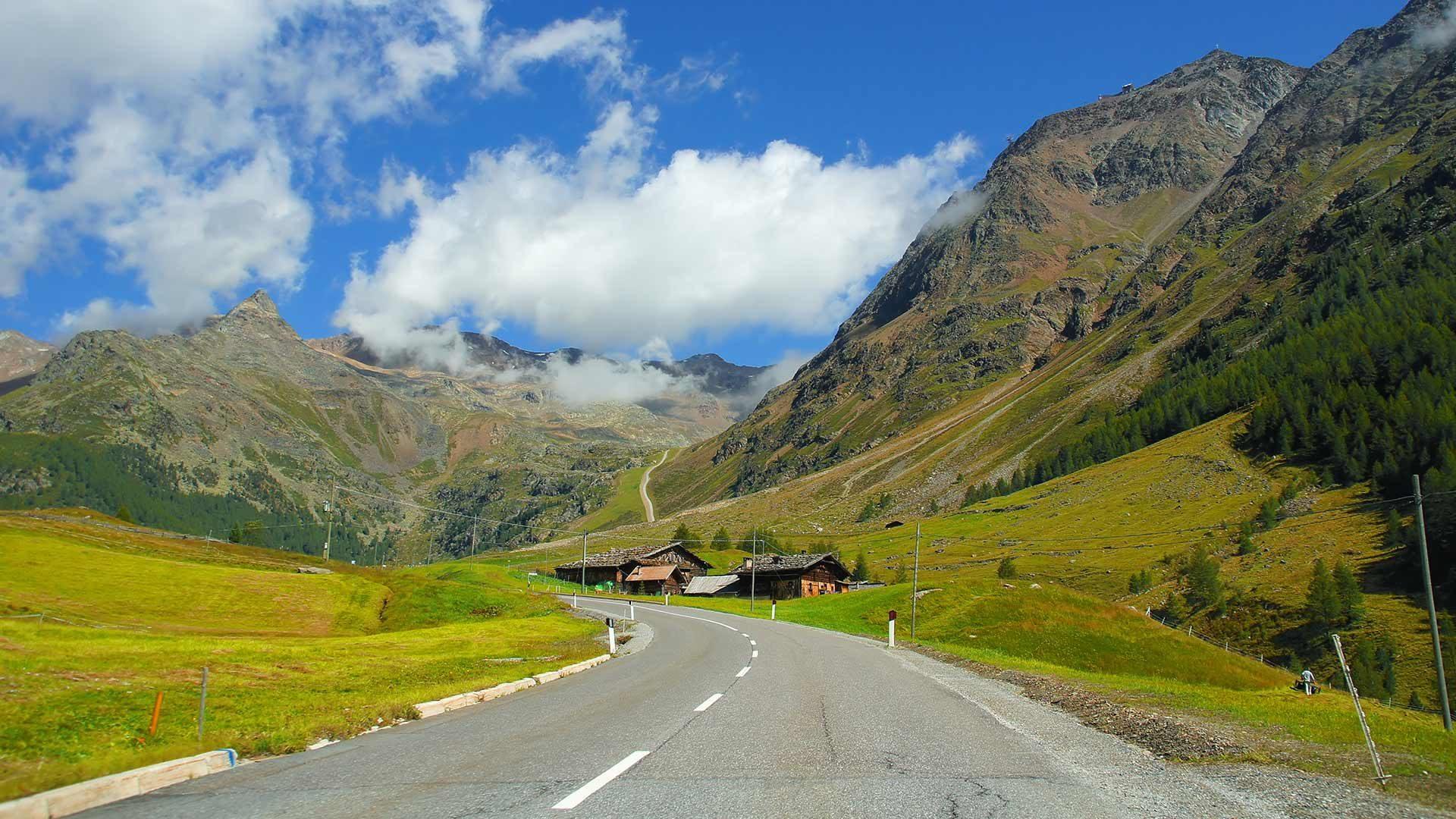 Val Senales in Alto Adige