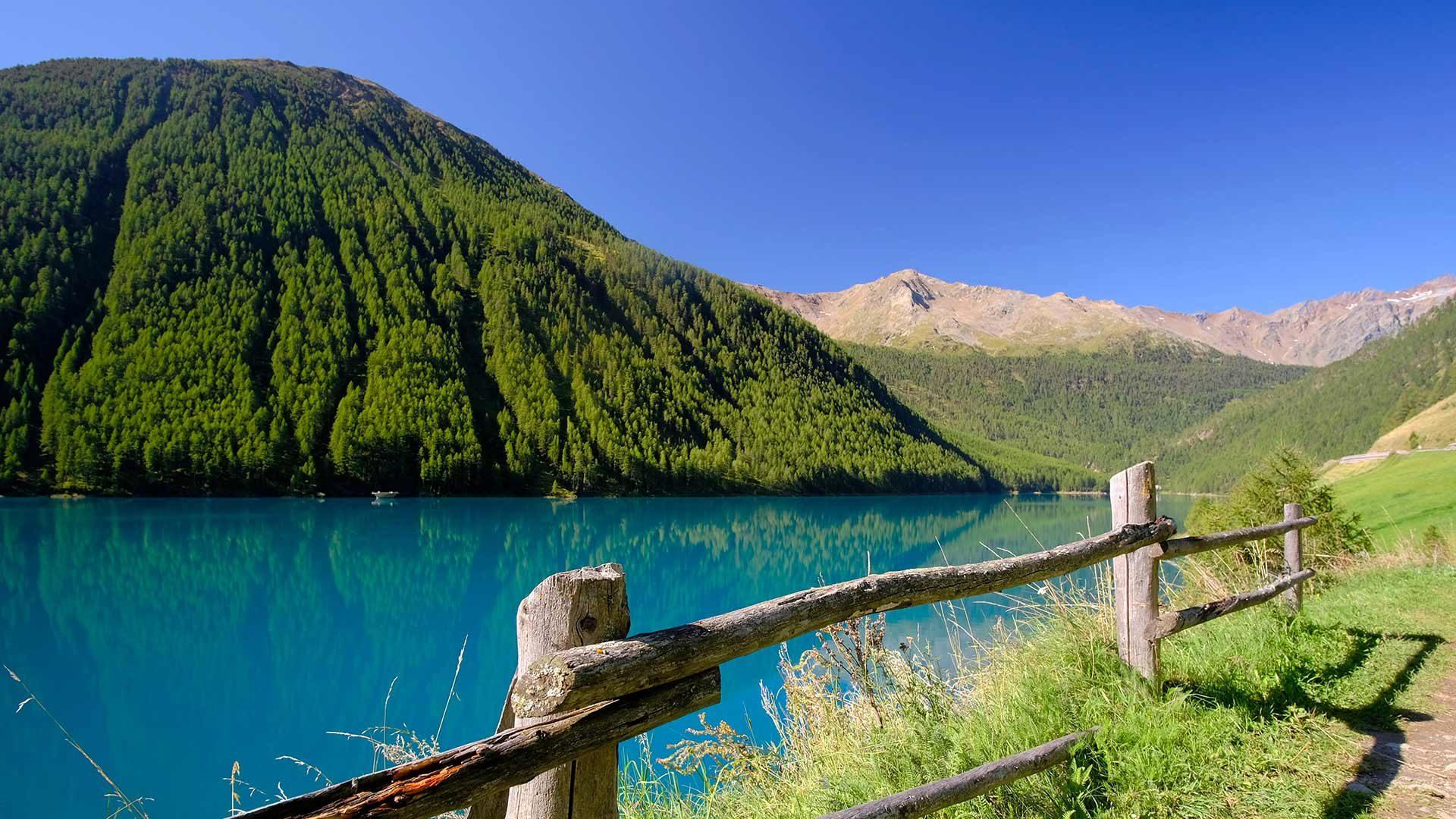 Lago Vernago in Val Senales