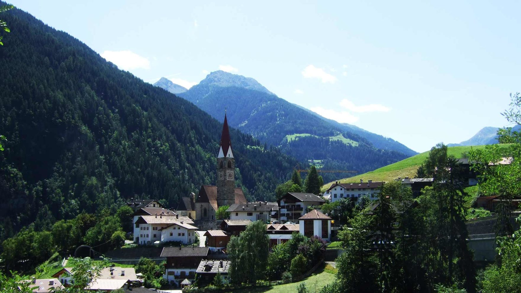 San Pancrazio in Alto Adige