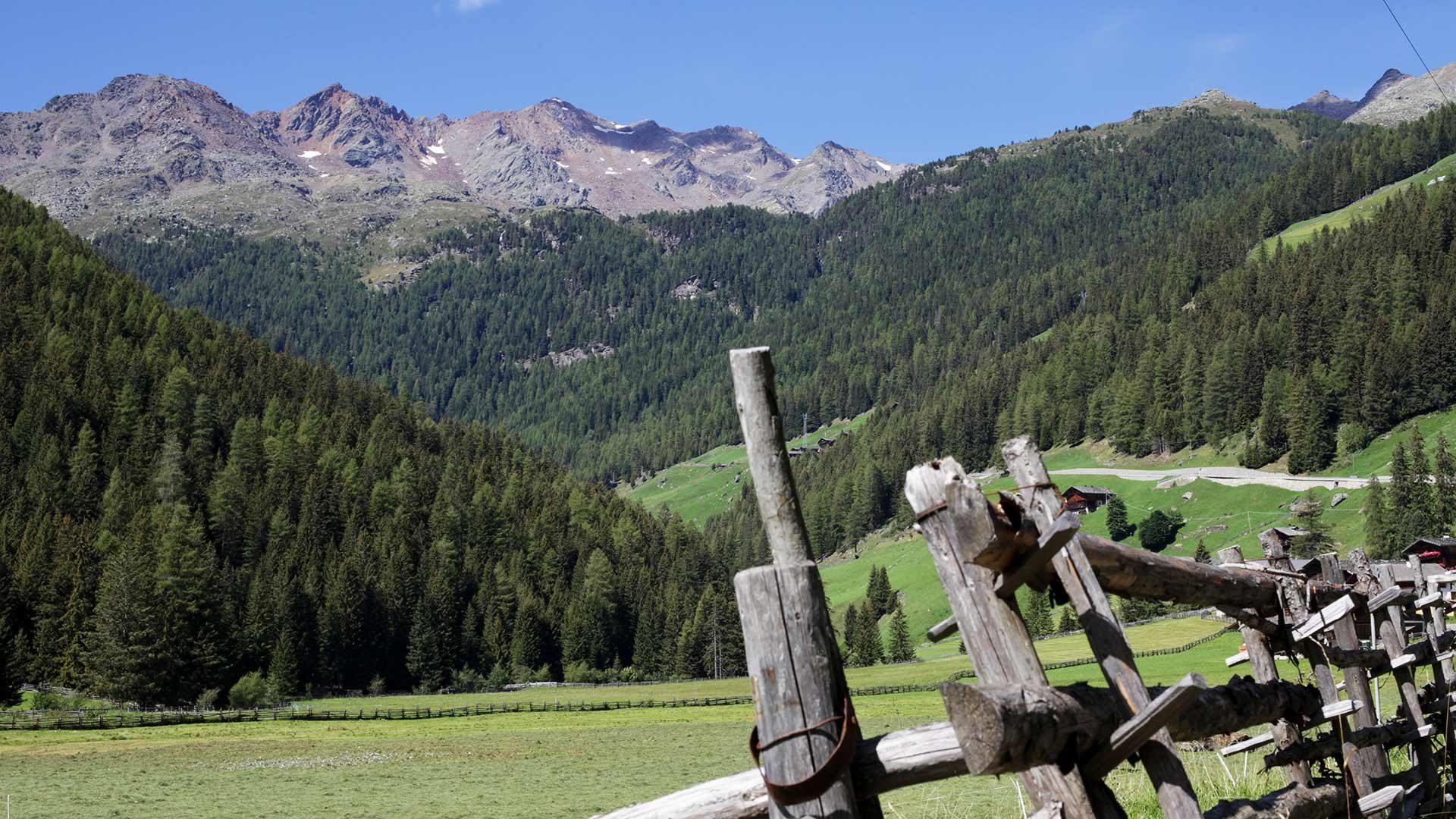 Santa Valburga in Alto Adige