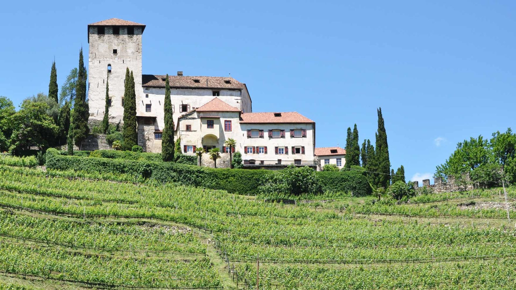 Castel Monteleone - Cermes