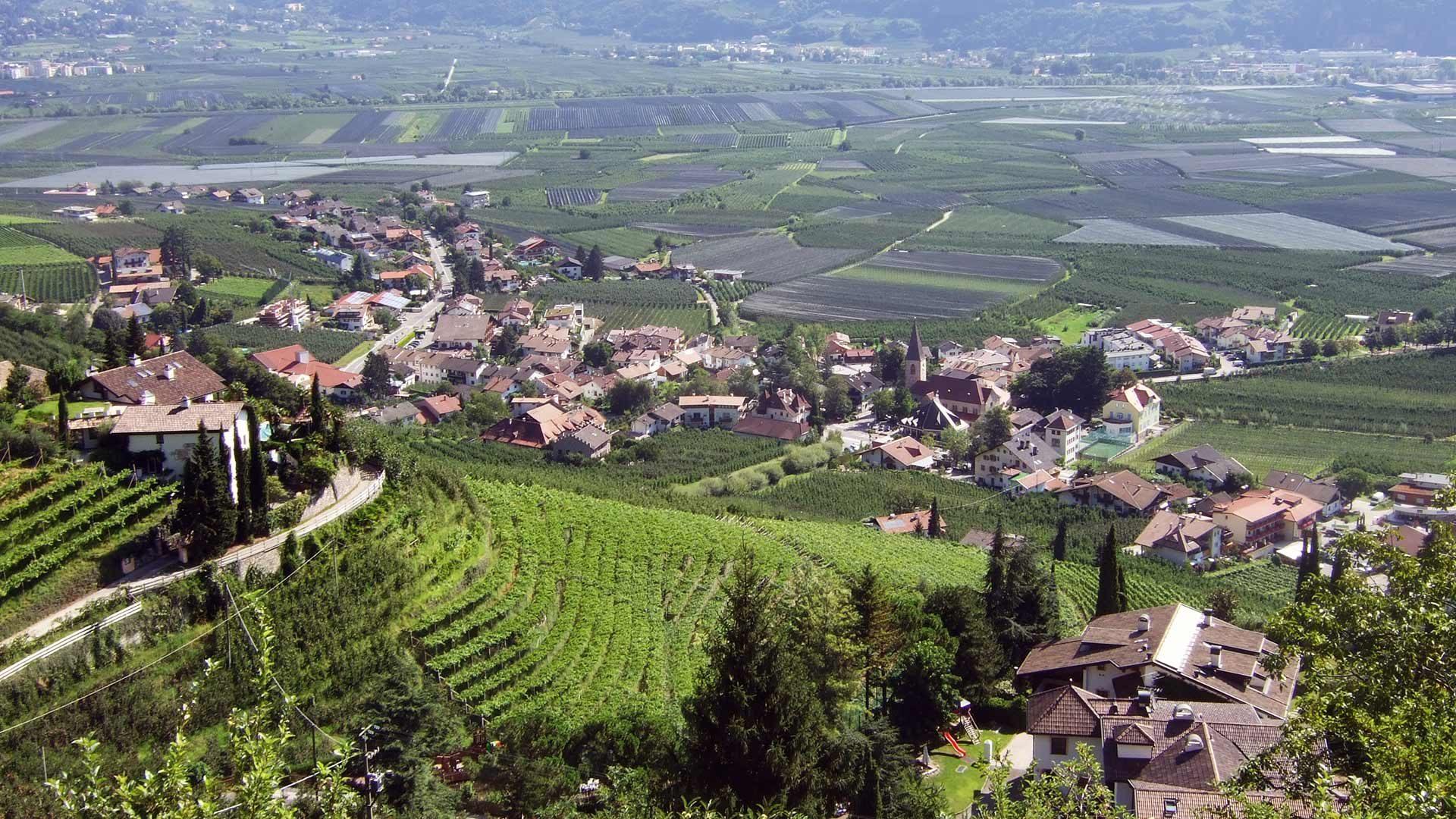 Cermes in Trentino Alto Adige