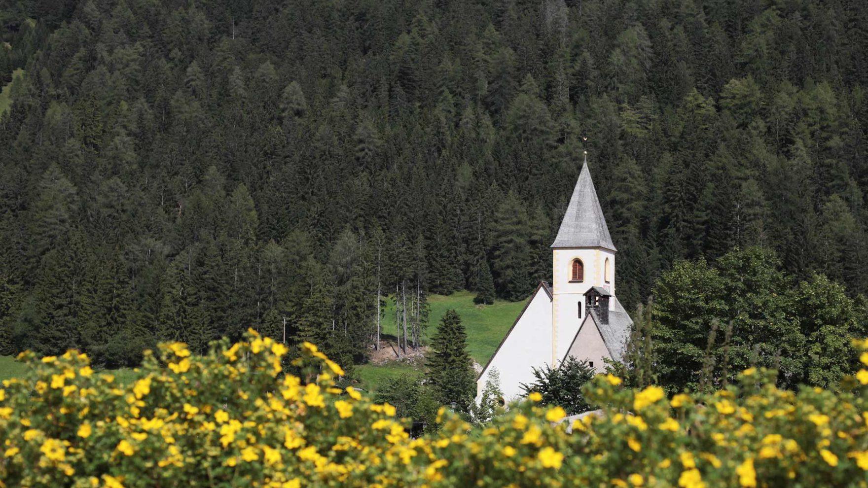 Santuario della Madonna di Senale