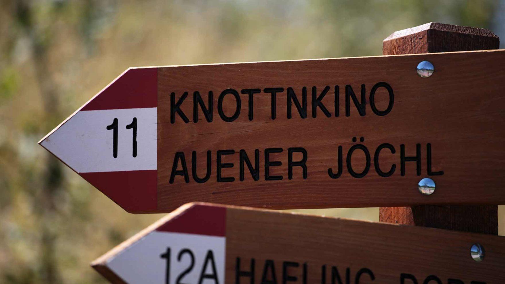 Knottnkino presso Verano