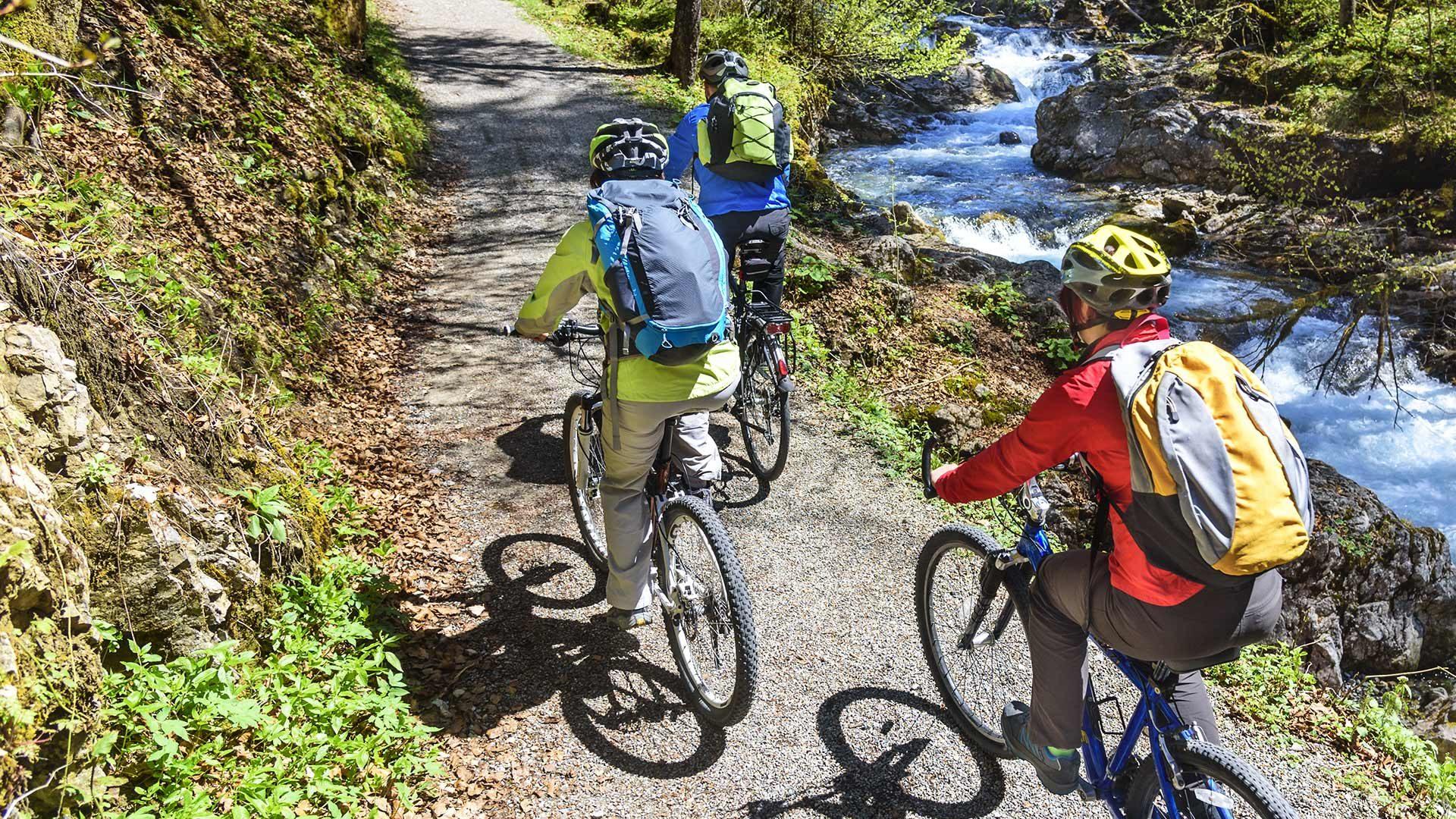 Tour in bicicletta - Passo Gelato