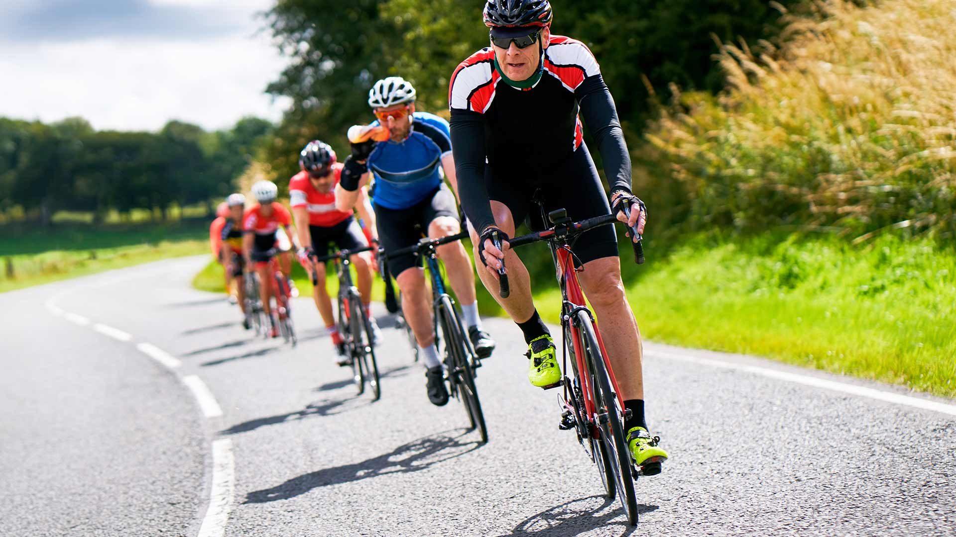 Passo delle Palade in bici da corsa