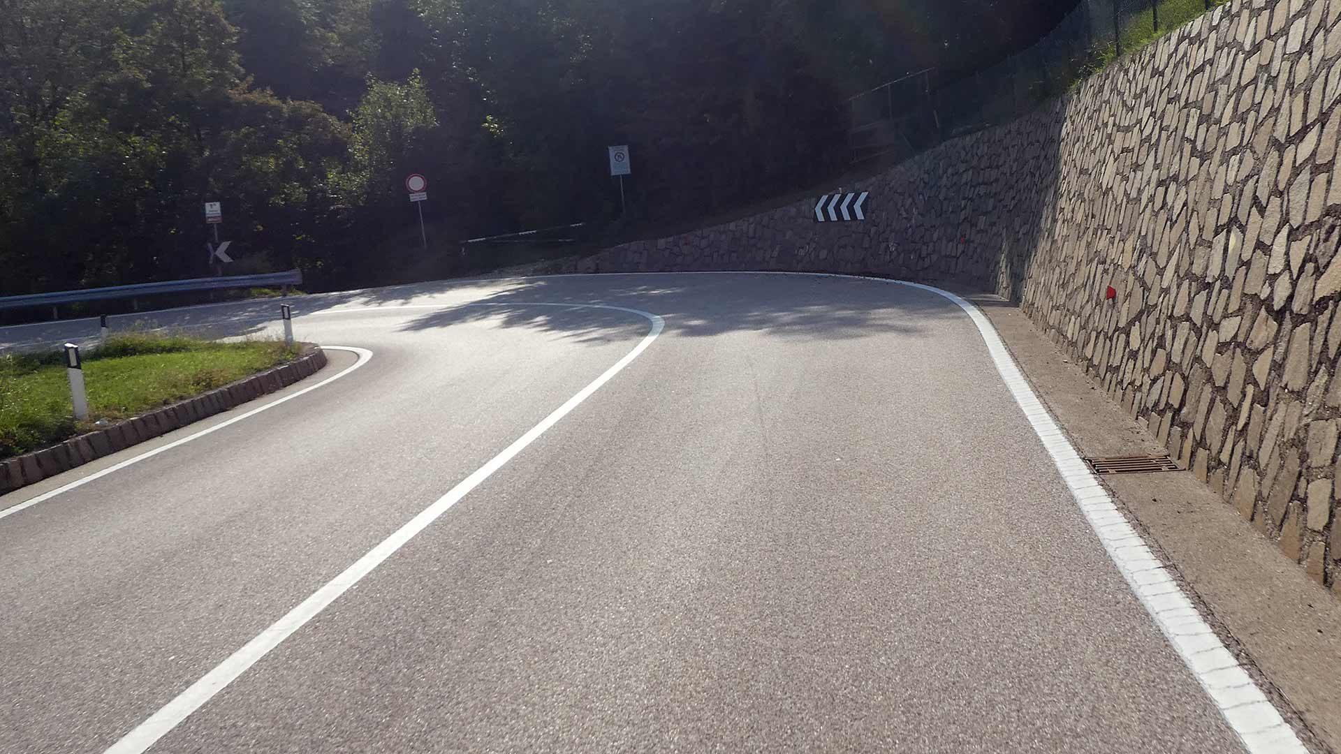 Tour in bicicletta Passo Castrin – Passo Mendola – Forcella di Brez