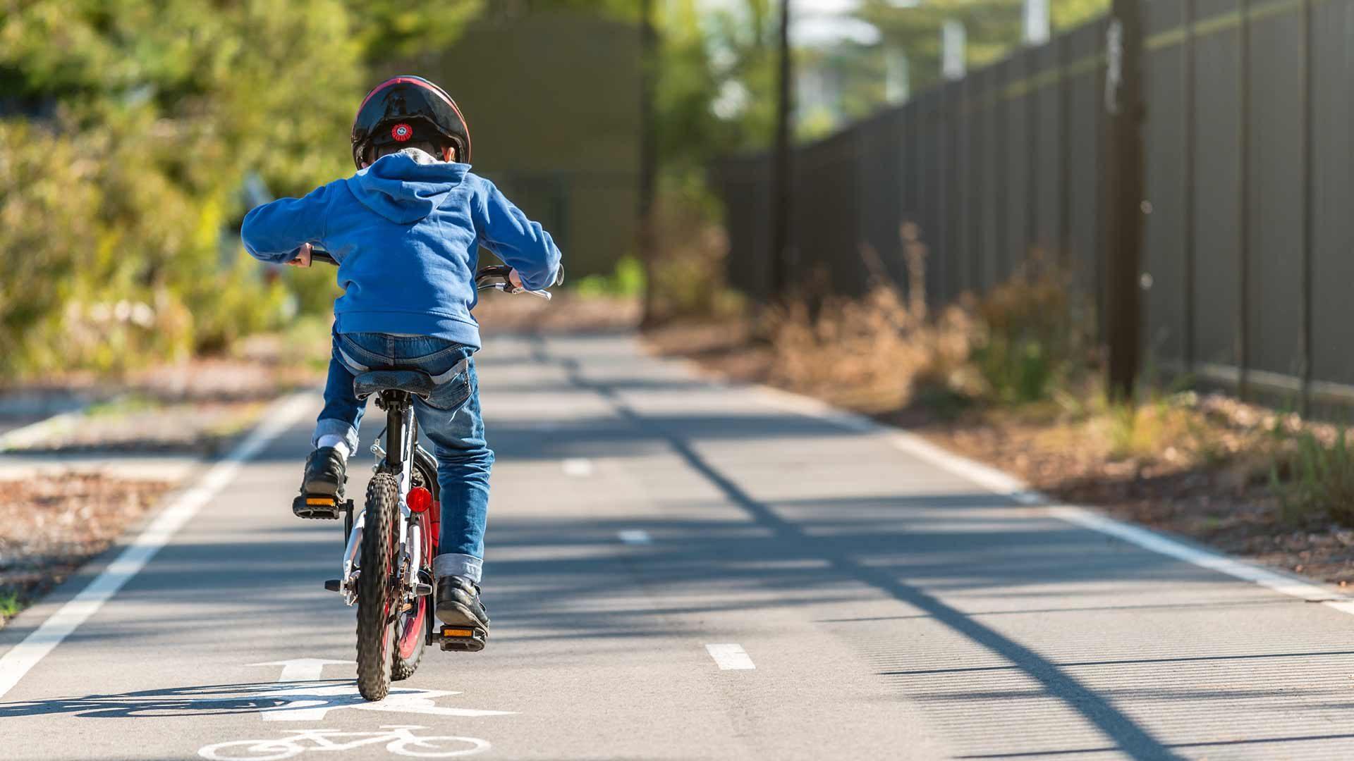 Giro in bicicletta Lana - Marlengo