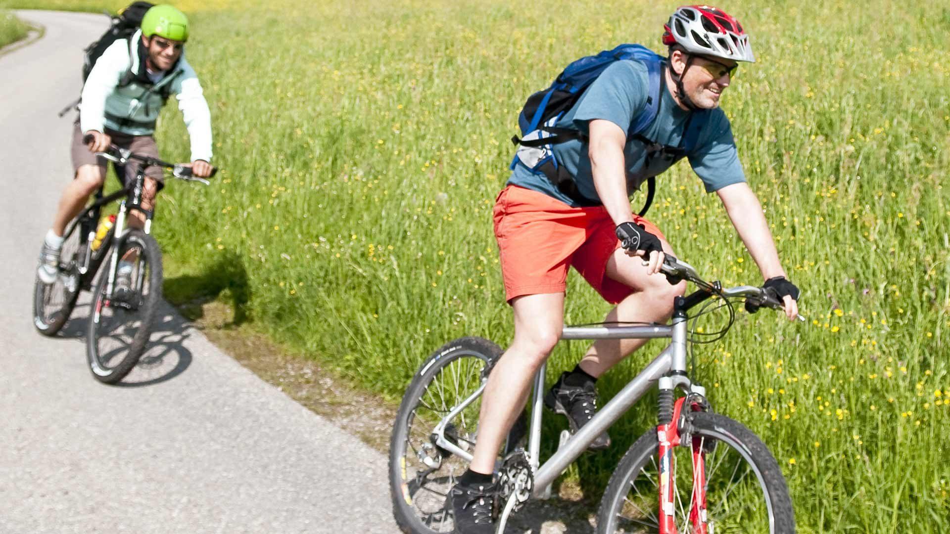 Giro in bicicletta Lana - Foiana