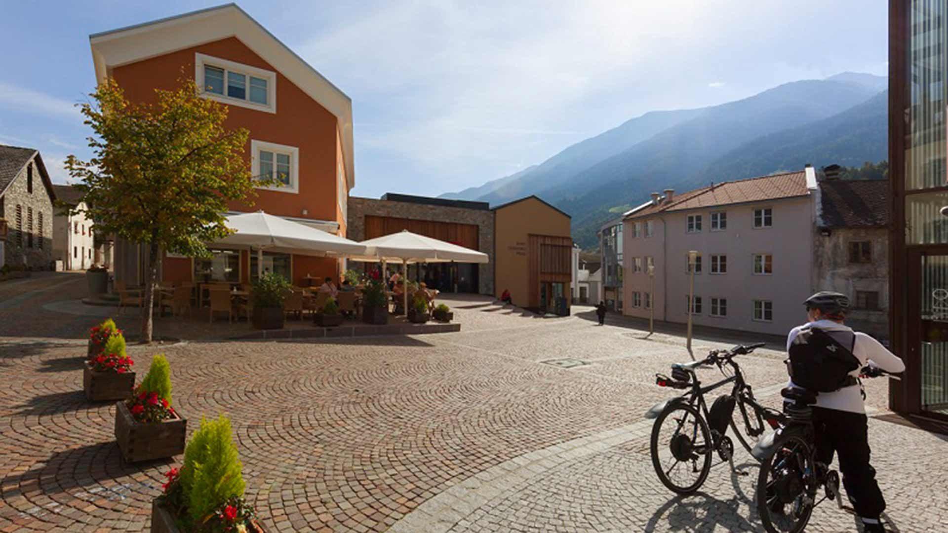 Tour in bicicletta Merano - Glorenza