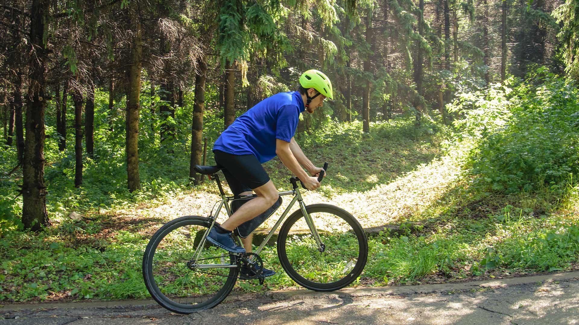 Giro in bicicletta alla gola del rio Novella