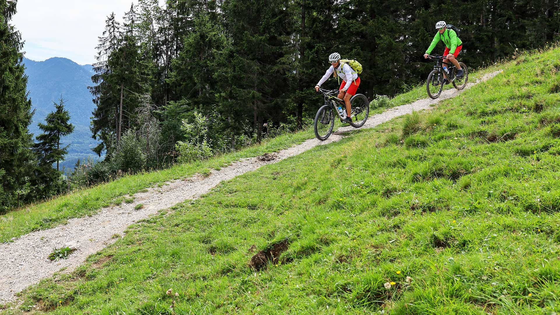 Tour in bicicletta al Giogo Platzerer