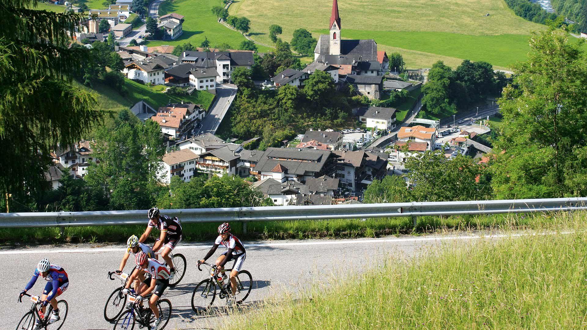 Tour in bicicletta San Leonardo – Mora – San Leonardo