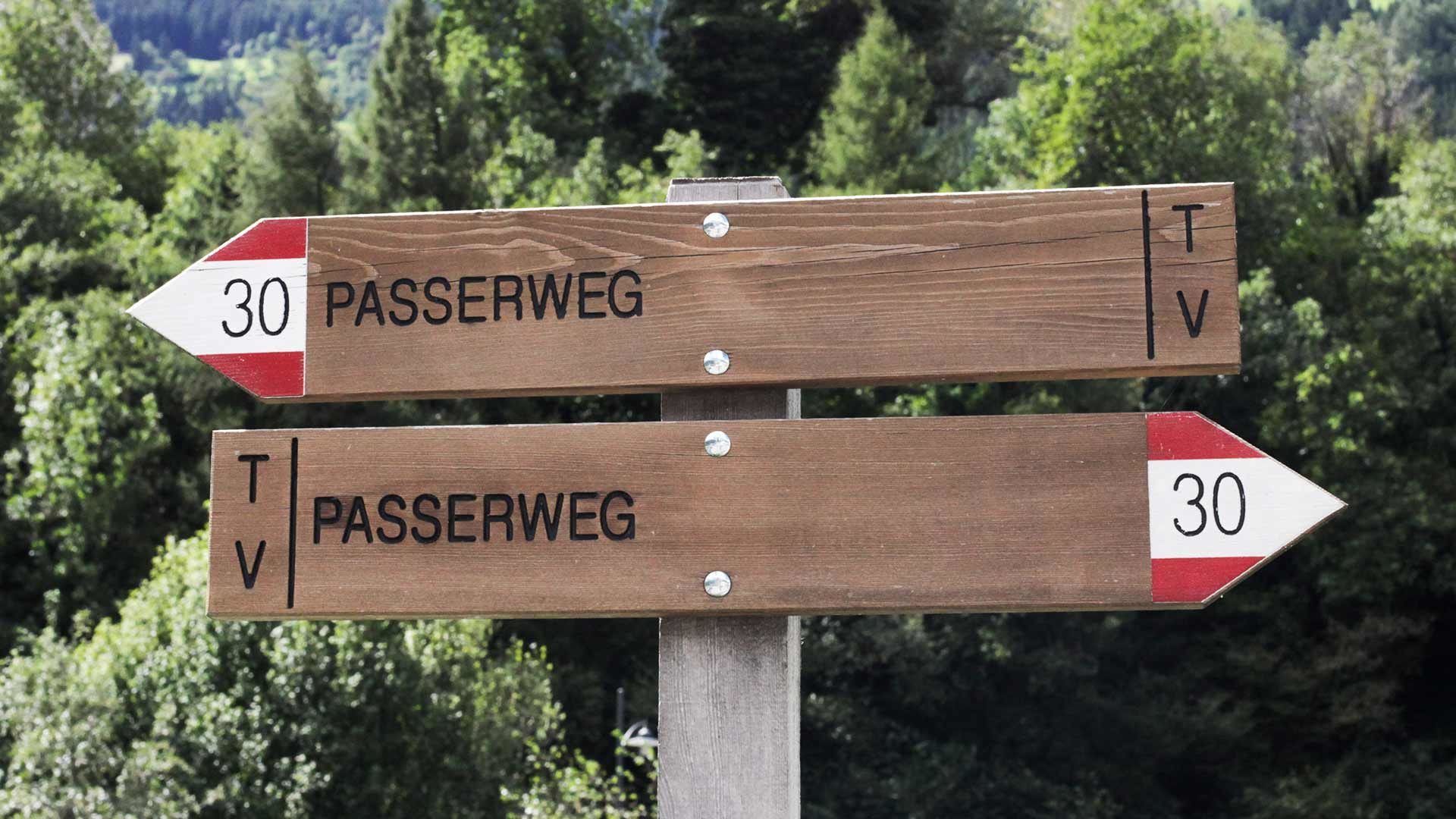 Itinerario Saltusio - Prenn - Merano - Saltusio