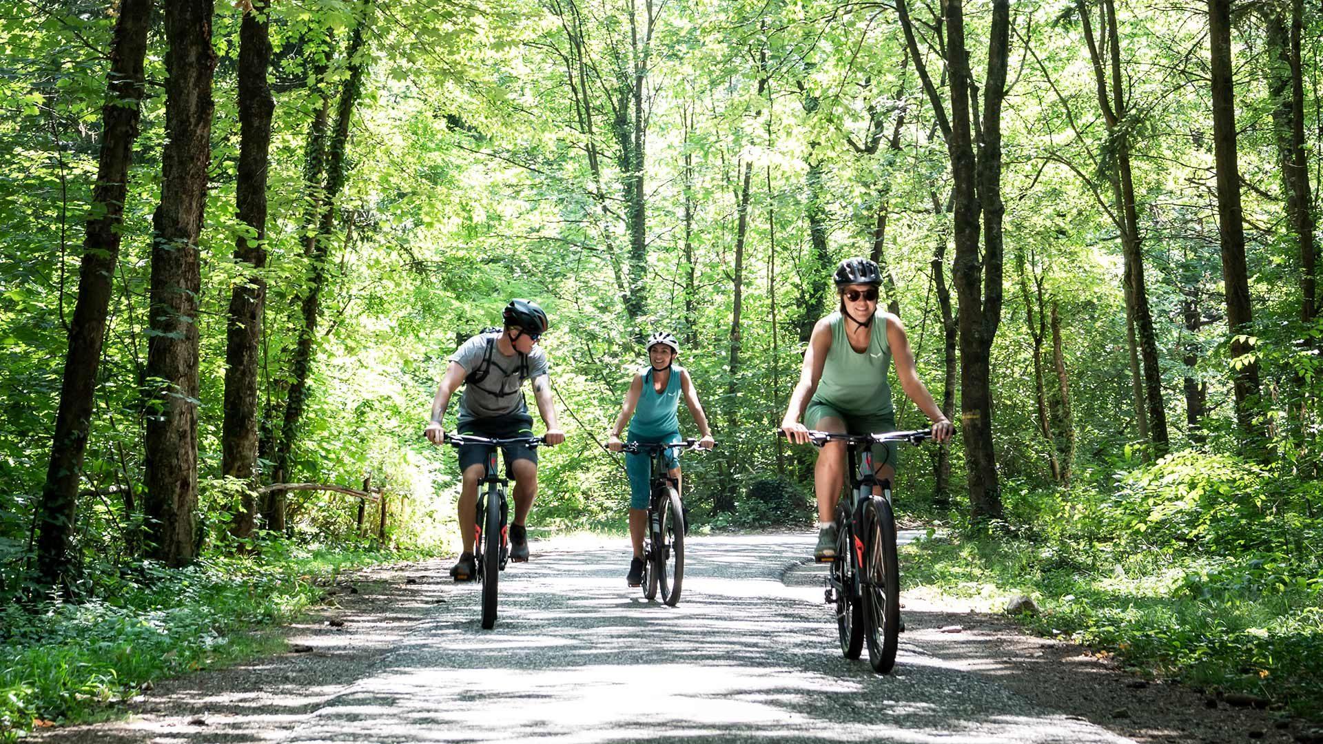 Tour in bicicletta Scena – Val Passiria