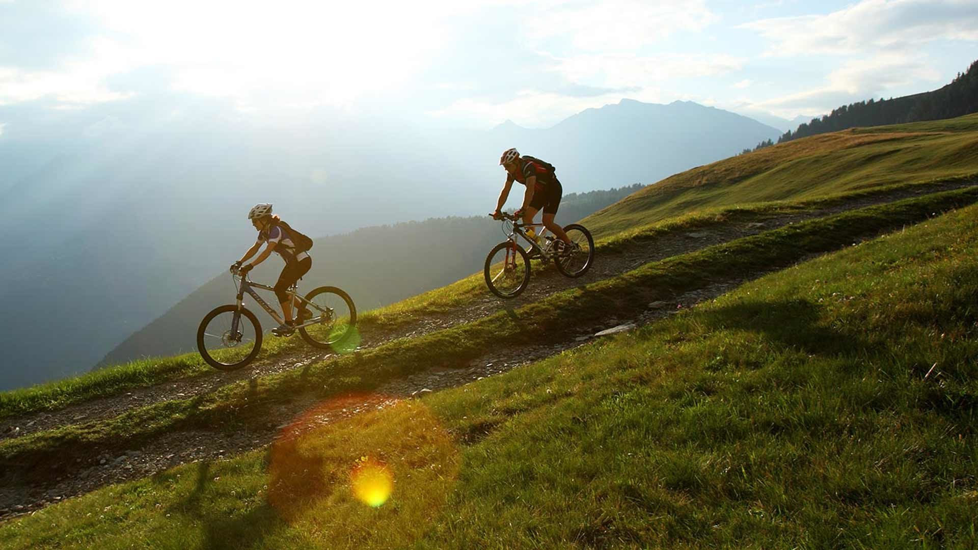 Tour in bicicletta a Montescena